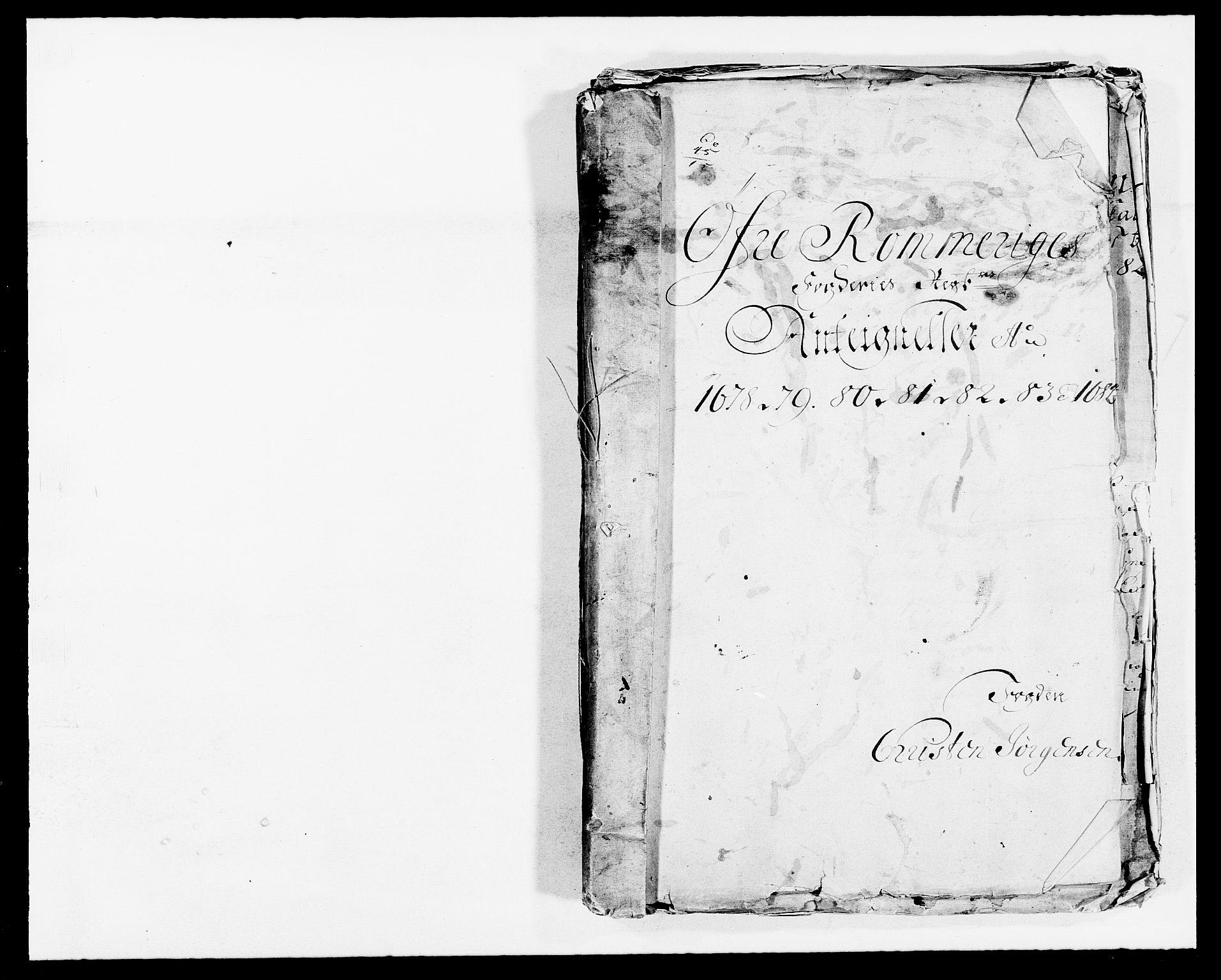 RA, Rentekammeret inntil 1814, Reviderte regnskaper, Fogderegnskap, R12/L0698: Fogderegnskap Øvre Romerike, 1684, s. 118