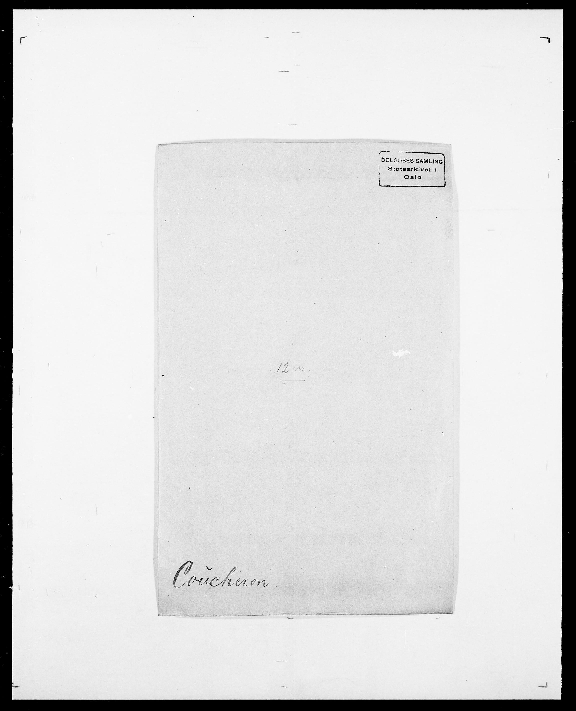 SAO, Delgobe, Charles Antoine - samling, D/Da/L0008: Capjon - Dagenbolt, s. 550