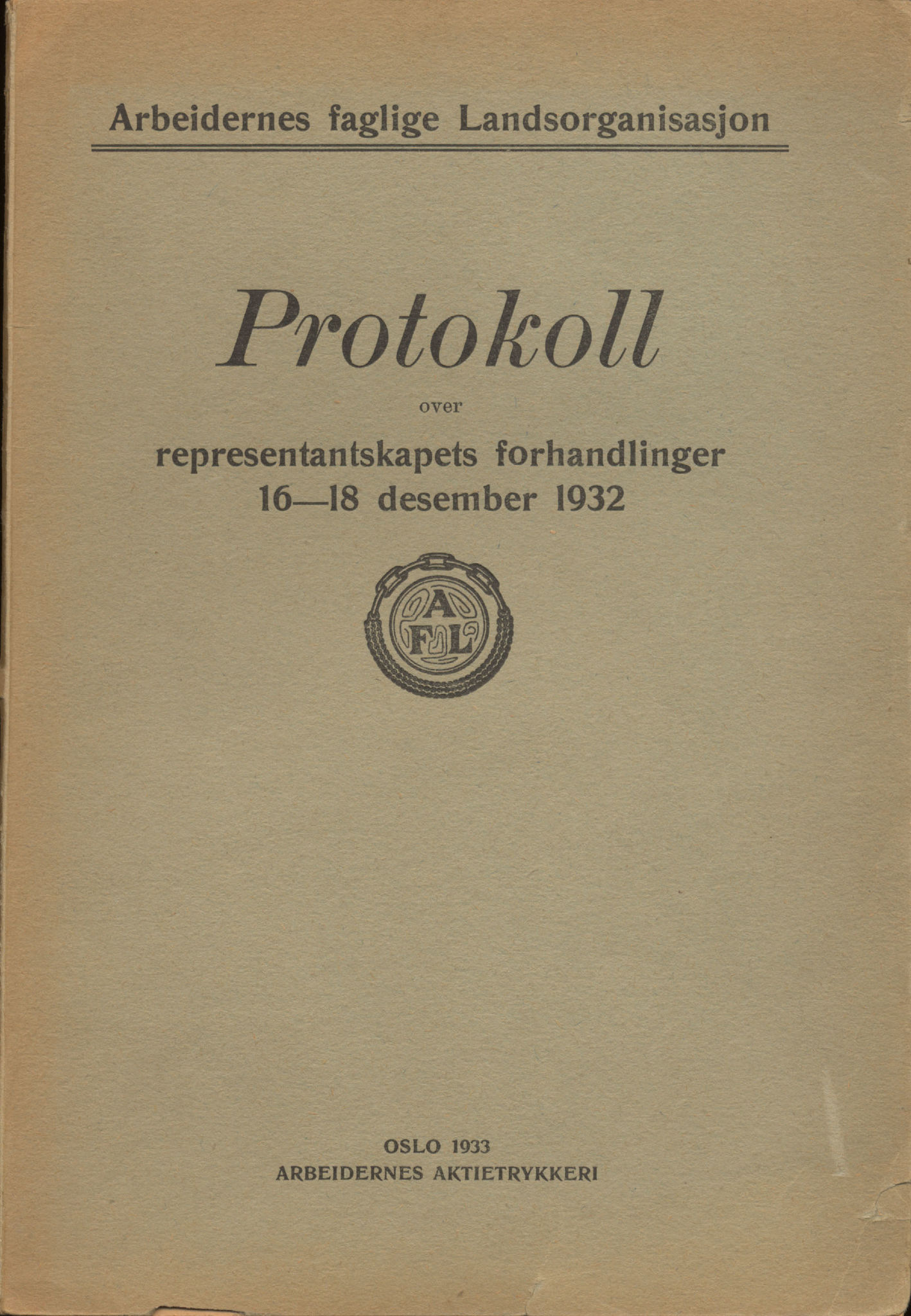 AAB, Landsorganisasjonen i Norge, 1911-1953, s. 39