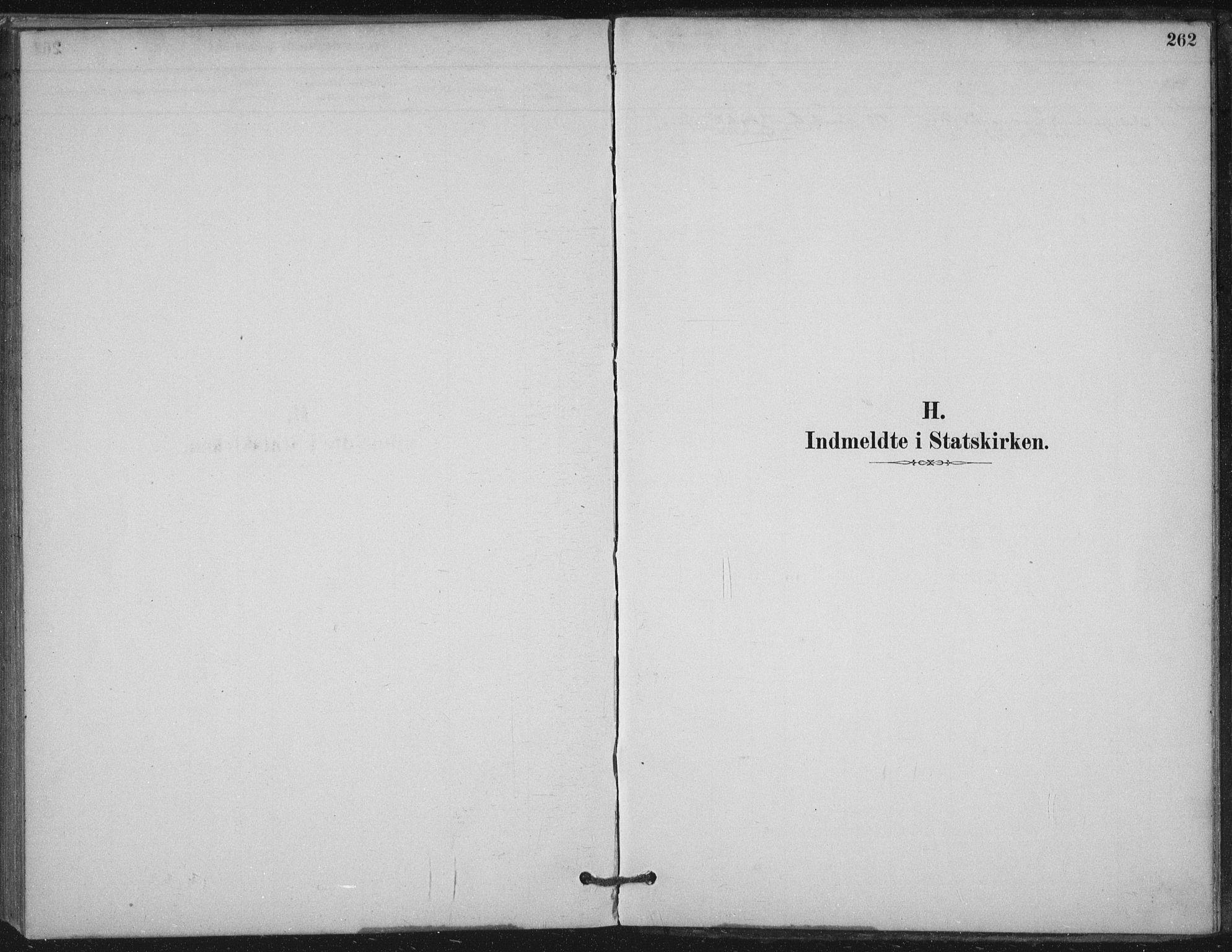 SAT, Ministerialprotokoller, klokkerbøker og fødselsregistre - Nord-Trøndelag, 710/L0095: Ministerialbok nr. 710A01, 1880-1914, s. 262