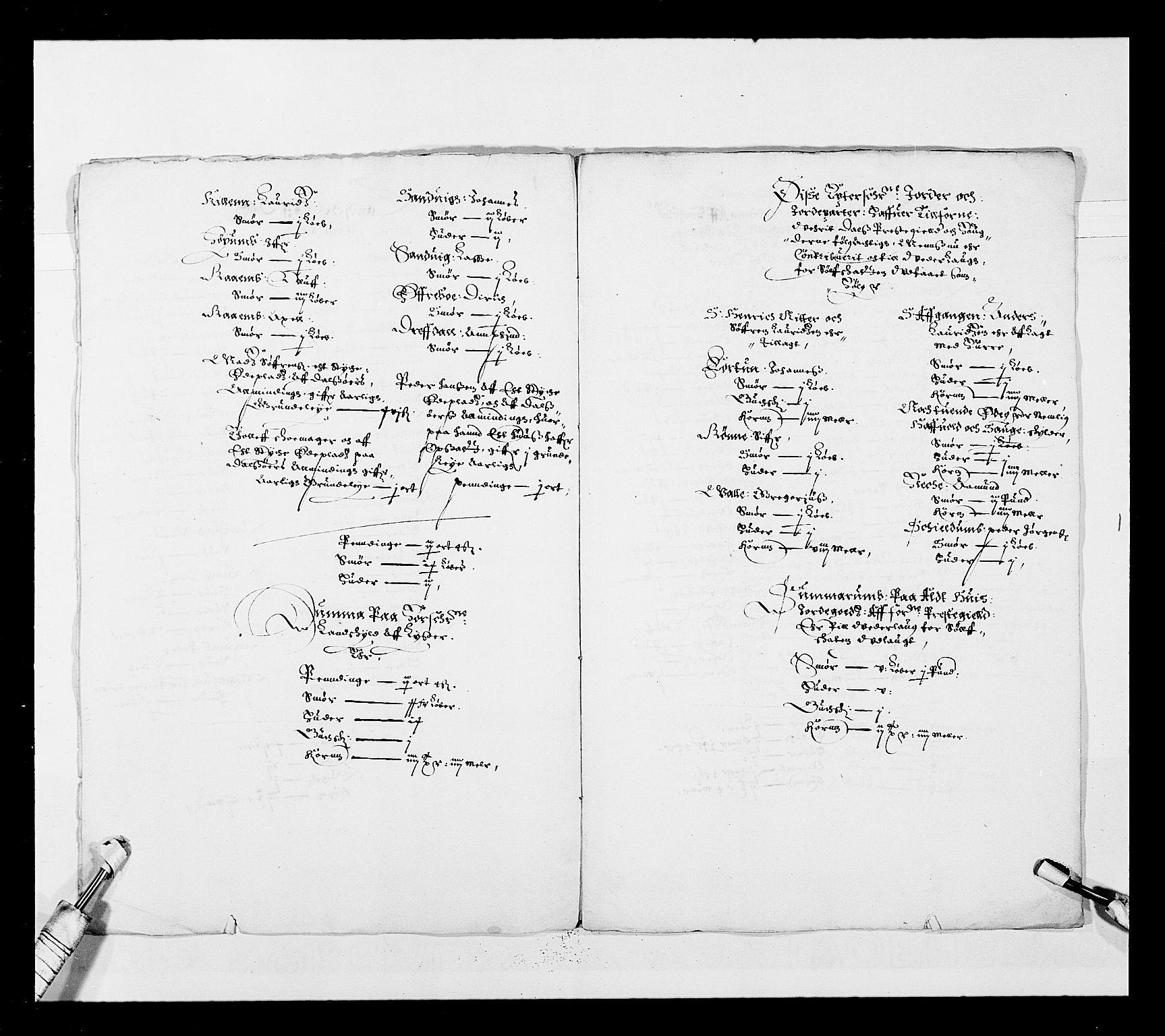RA, Stattholderembetet 1572-1771, Ek/L0025: Jordebøker 1633-1658:, 1645-1646, s. 143
