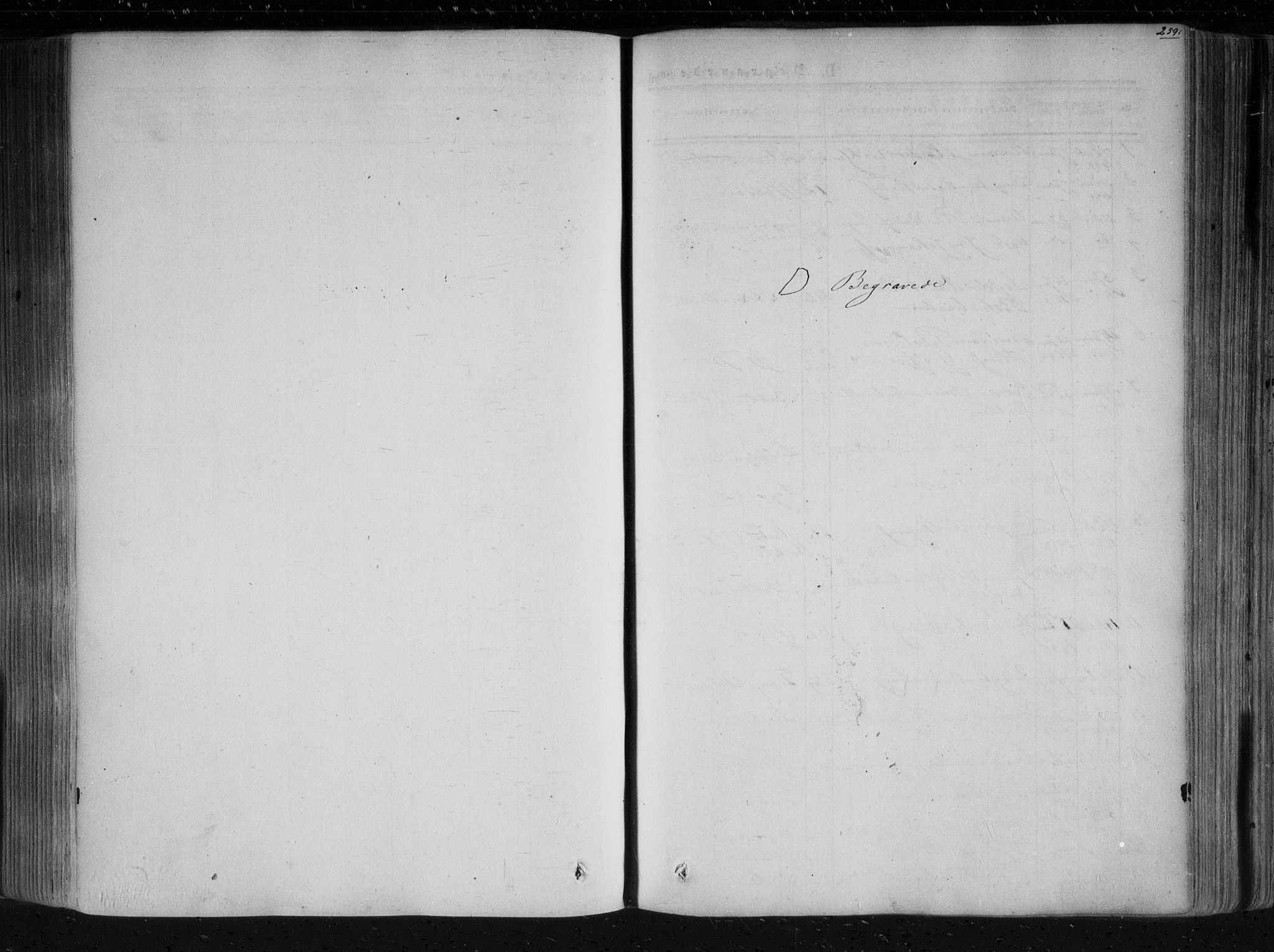 SAO, Aremark prestekontor Kirkebøker, F/Fc/L0003: Ministerialbok nr. III 3, 1850-1865, s. 259