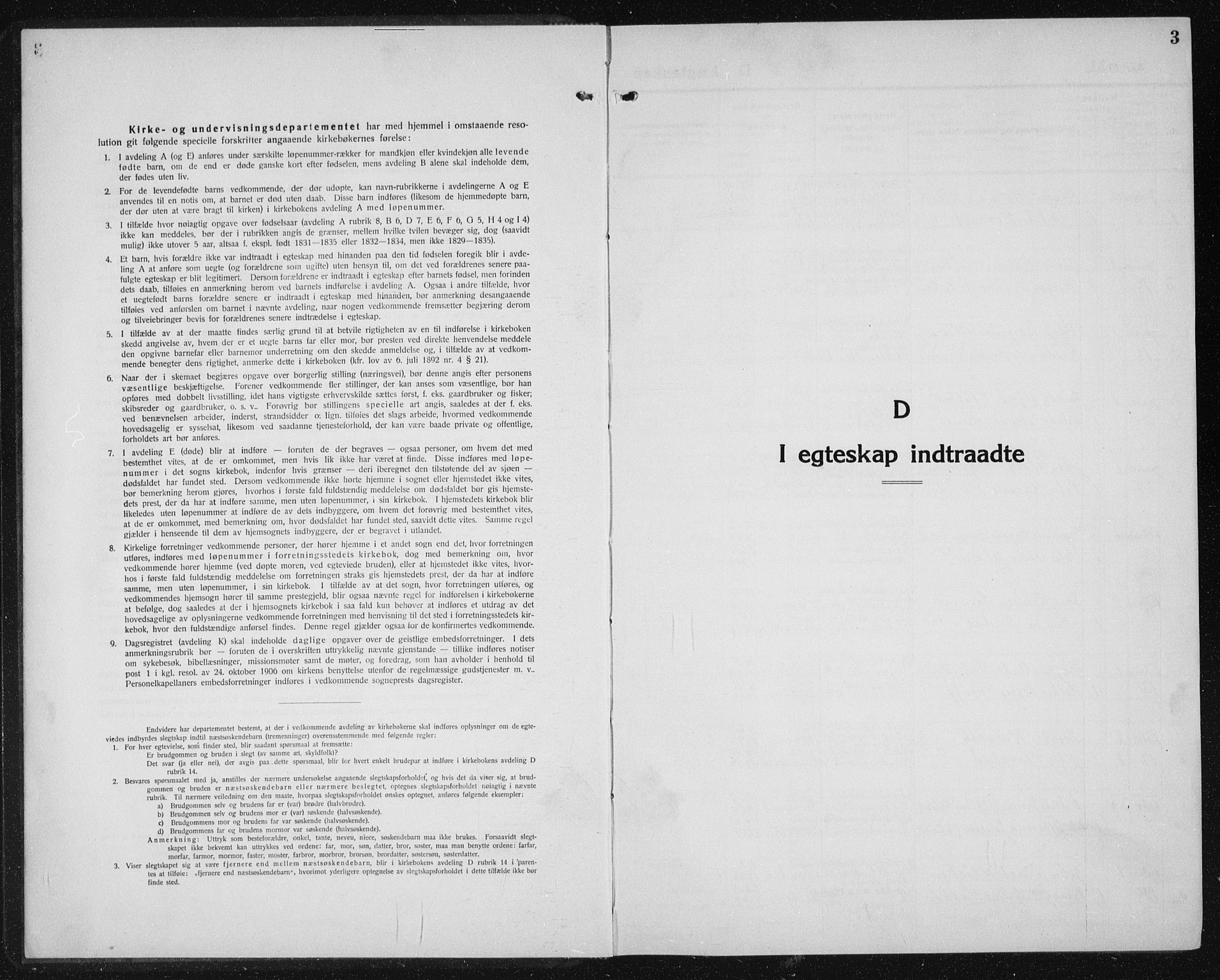SAT, Ministerialprotokoller, klokkerbøker og fødselsregistre - Sør-Trøndelag, 603/L0176: Klokkerbok nr. 603C04, 1923-1941, s. 3