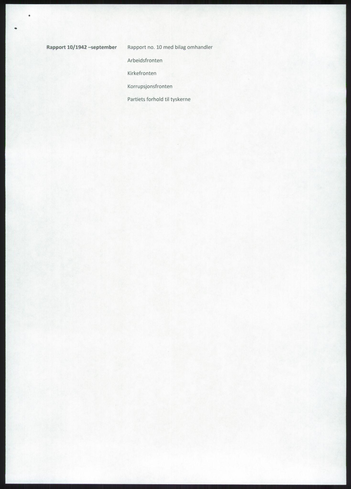 RA, Forsvaret, Forsvarets overkommando, Da/L0079: Etterretningsrapporter, 1942, s. 92