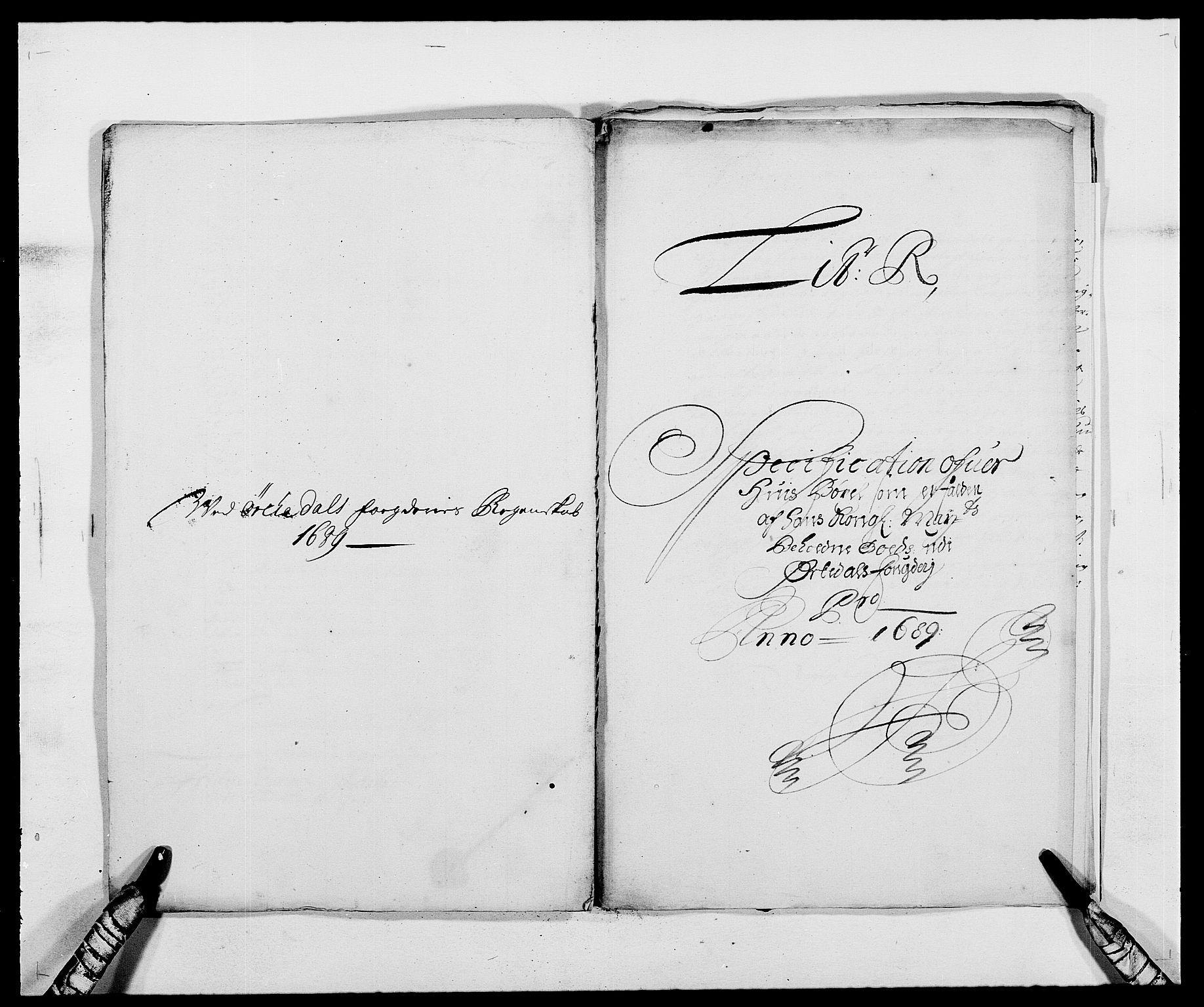 RA, Rentekammeret inntil 1814, Reviderte regnskaper, Fogderegnskap, R58/L3936: Fogderegnskap Orkdal, 1689-1690, s. 167