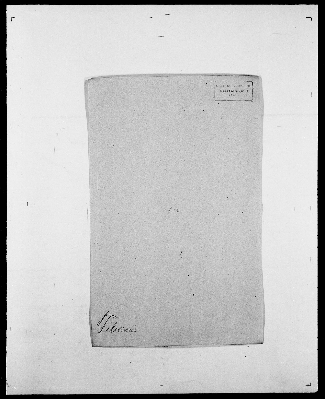 SAO, Delgobe, Charles Antoine - samling, D/Da/L0011: Fahlander - Flood, Flod, s. 435