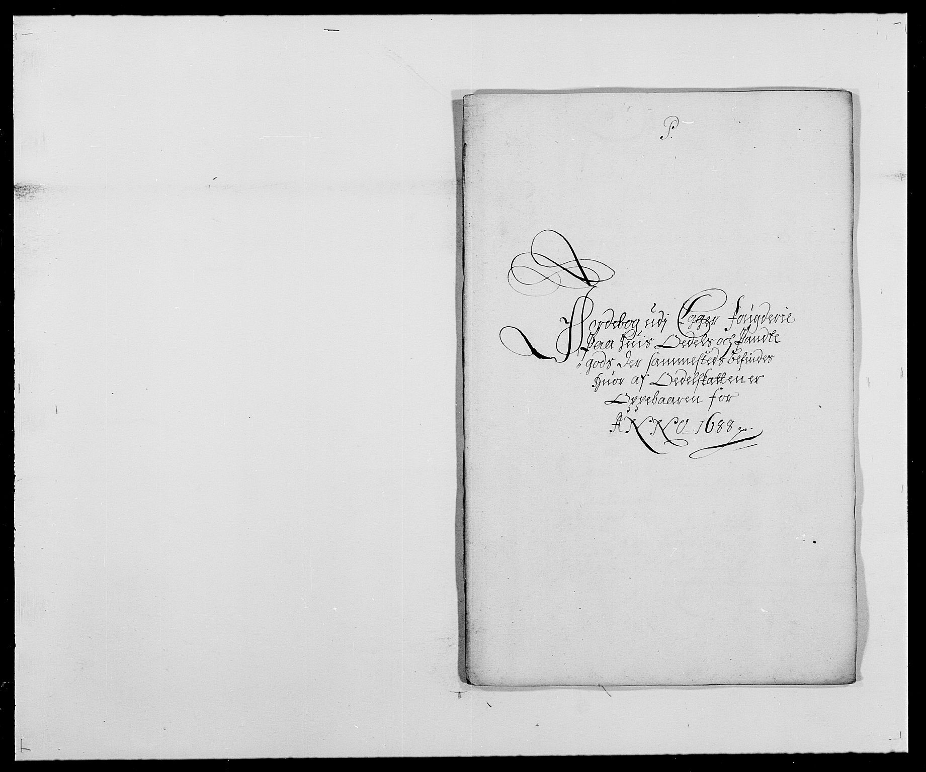 RA, Rentekammeret inntil 1814, Reviderte regnskaper, Fogderegnskap, R28/L1688: Fogderegnskap Eiker og Lier, 1687-1689, s. 227