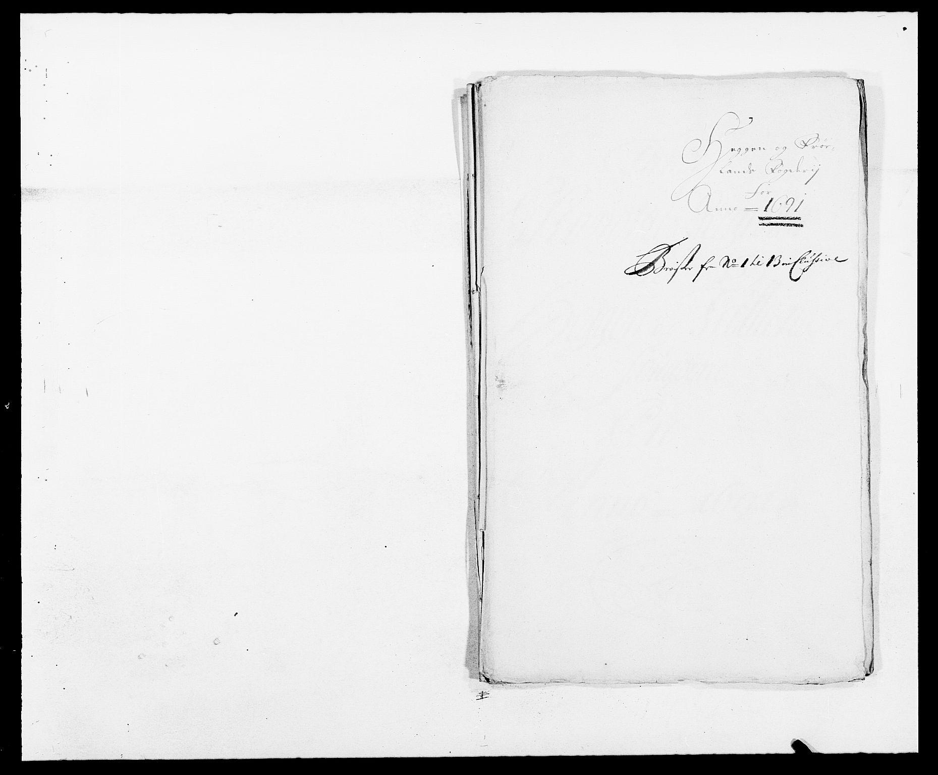 RA, Rentekammeret inntil 1814, Reviderte regnskaper, Fogderegnskap, R06/L0283: Fogderegnskap Heggen og Frøland, 1691-1693, s. 10