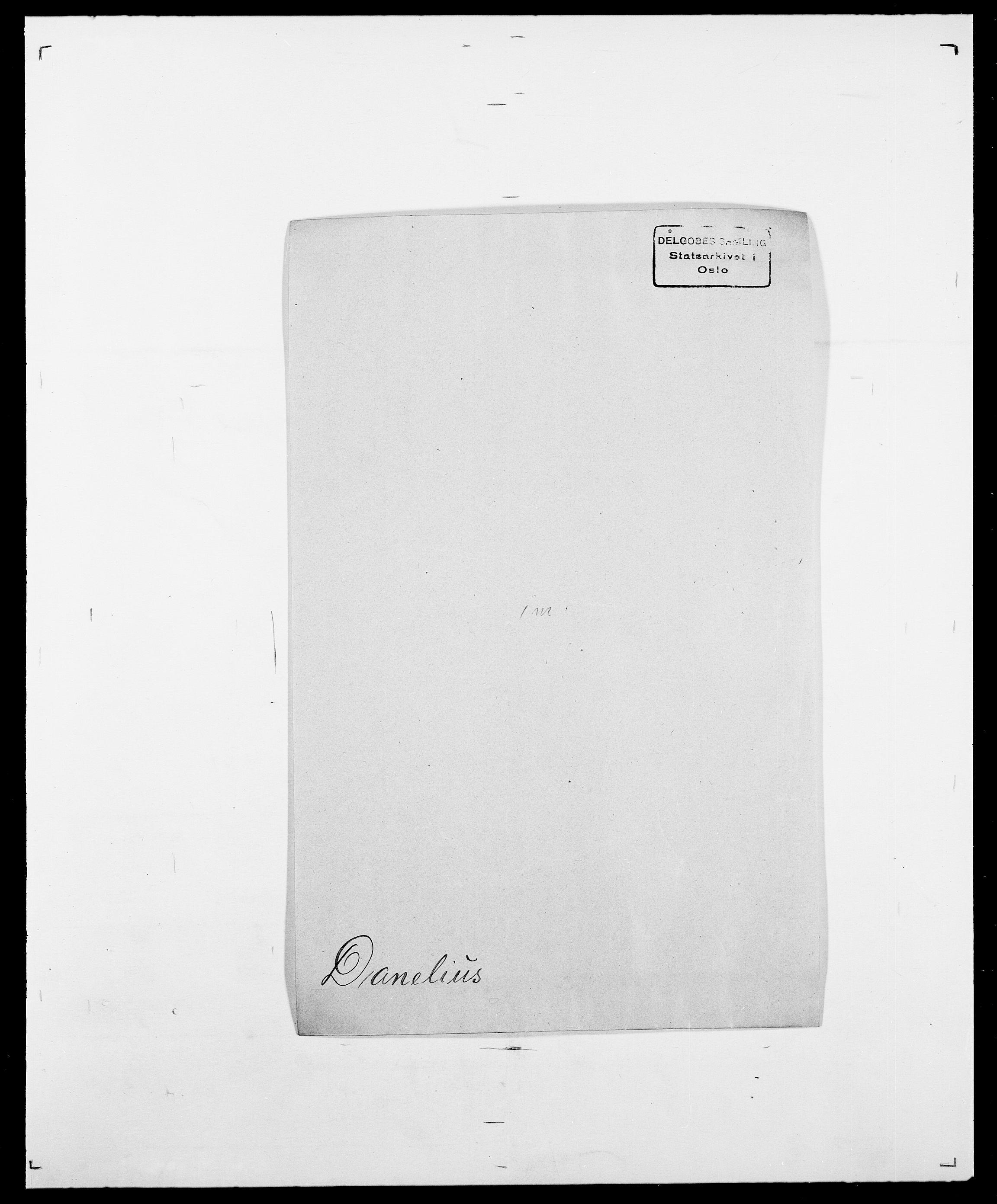 SAO, Delgobe, Charles Antoine - samling, D/Da/L0009: Dahl - v. Düren, s. 298