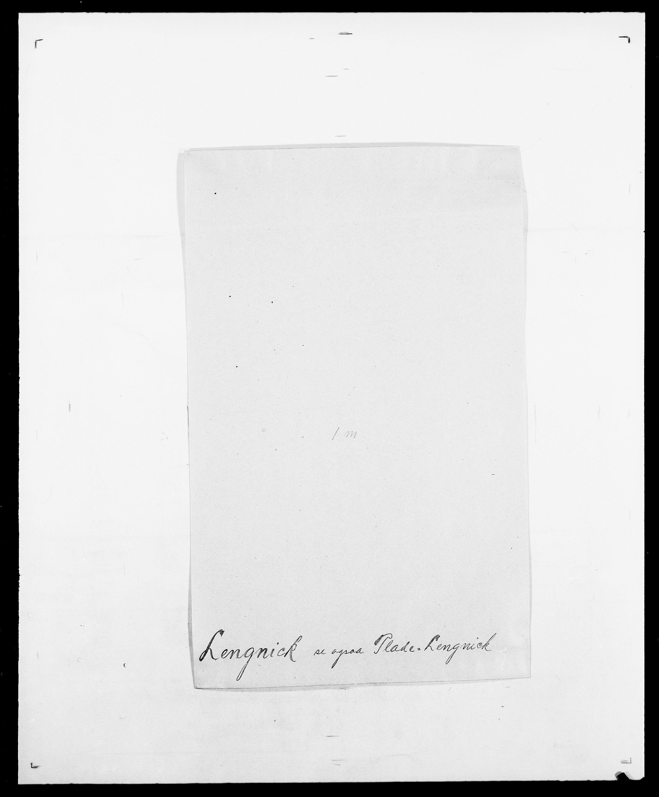 SAO, Delgobe, Charles Antoine - samling, D/Da/L0023: Lau - Lirvyn, s. 223