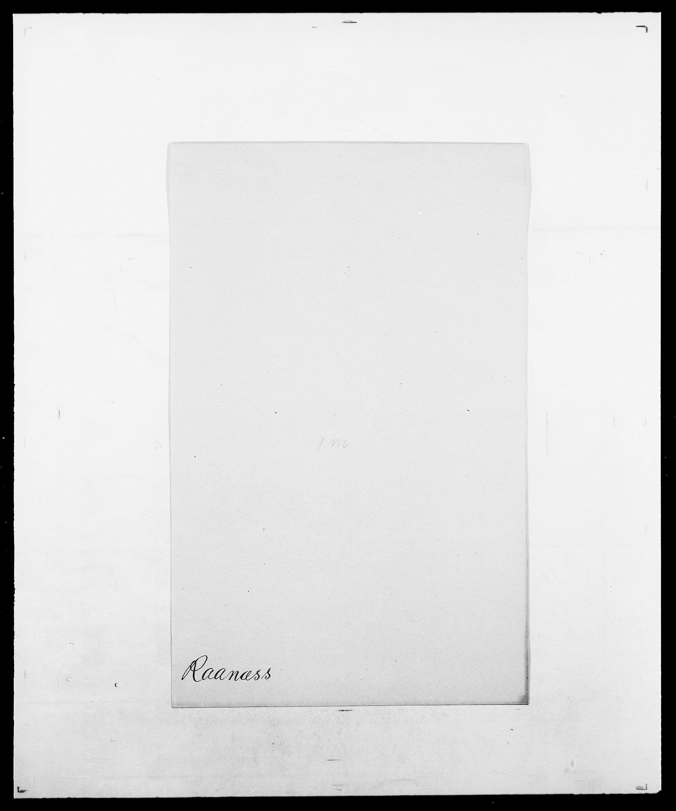 SAO, Delgobe, Charles Antoine - samling, D/Da/L0031: de Place - Raaum, s. 534
