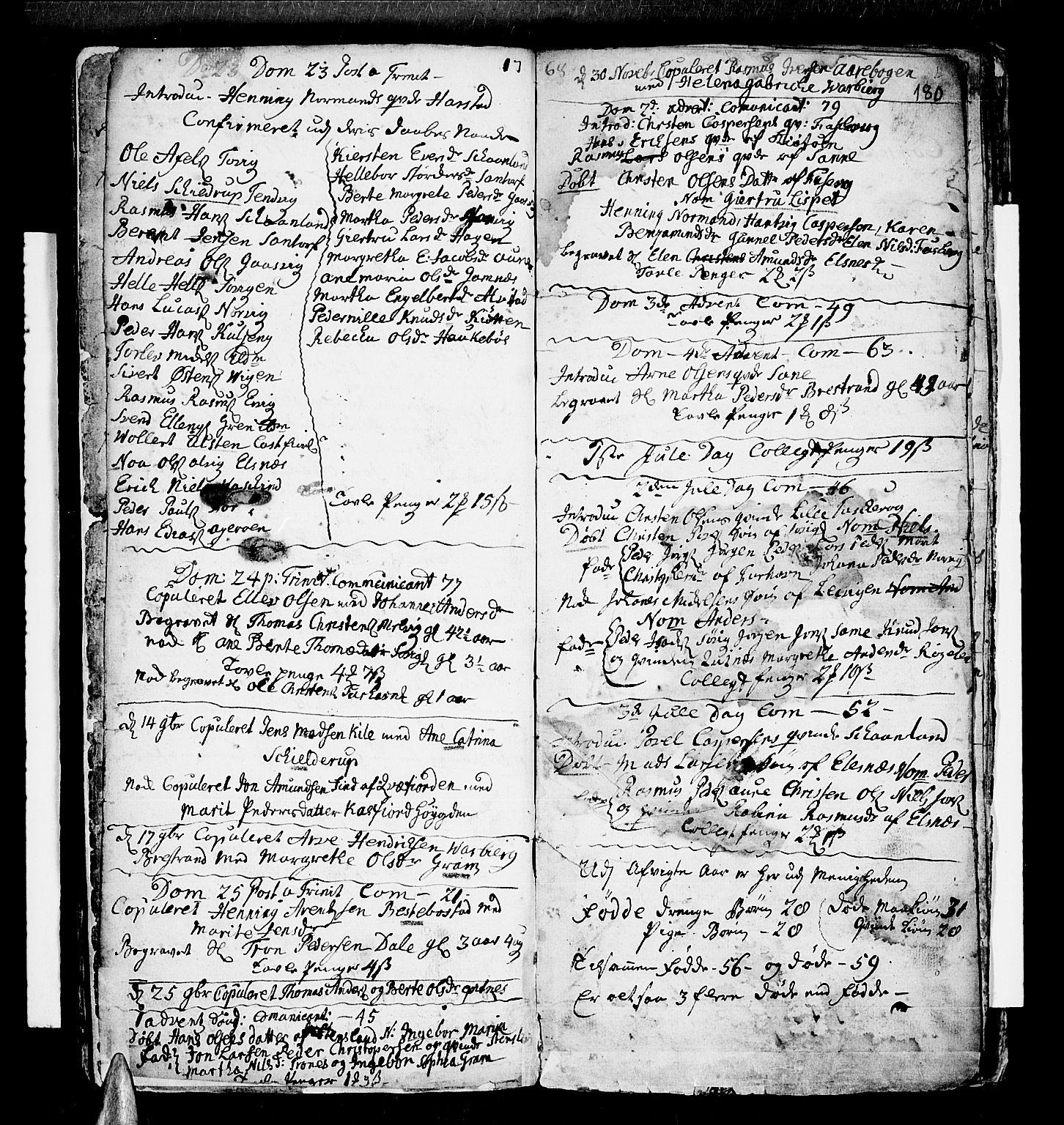 SATØ, Trondenes sokneprestkontor, H/Ha/L0001kirke: Ministerialbok nr. 1, 1744-1777, s. 180