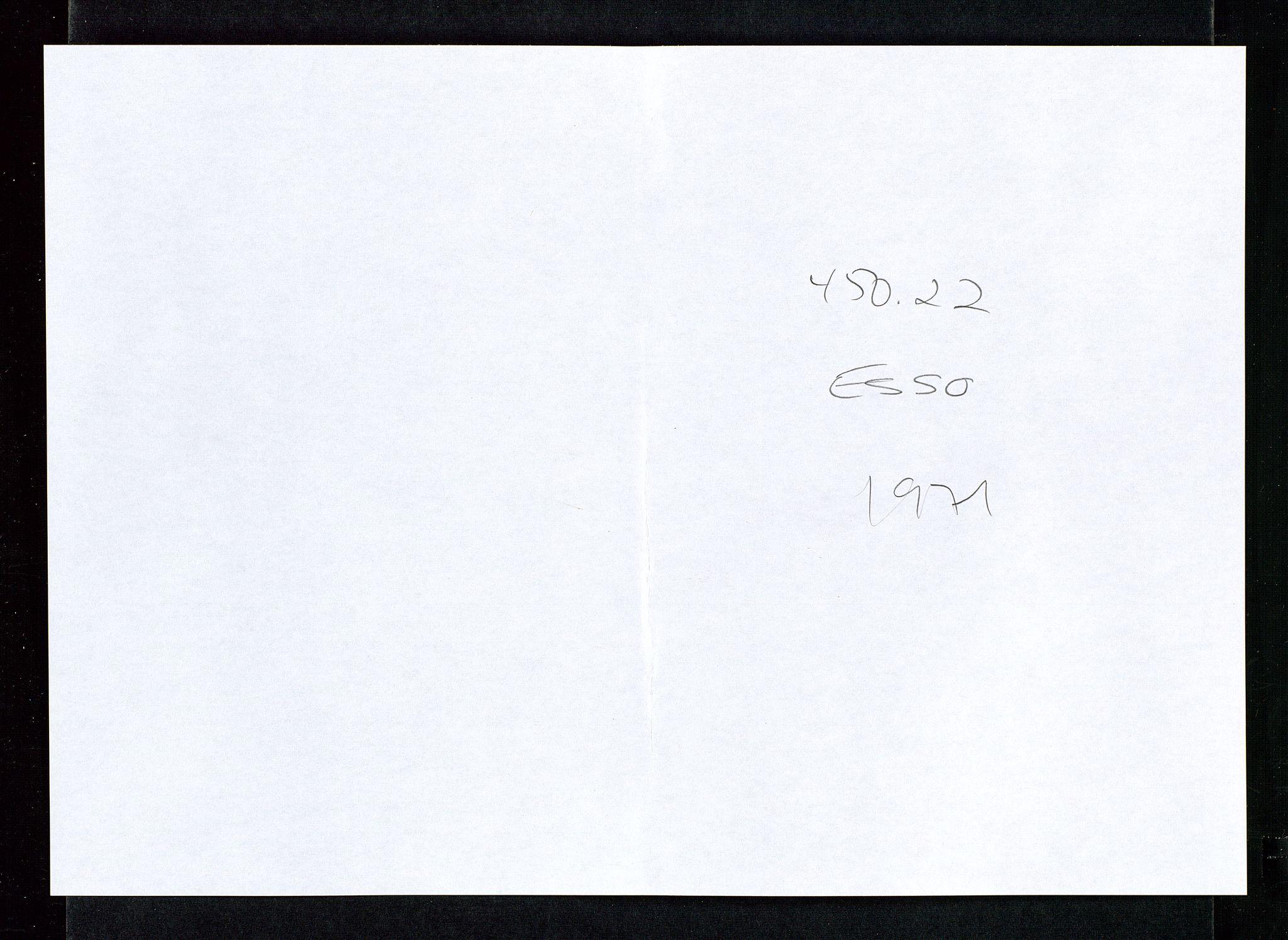 SAST, Industridepartementet, Oljekontoret, Da/L0004: Arkivnøkkel 711 - 712 Utvinningstillatelser, 1970-1971, s. 37