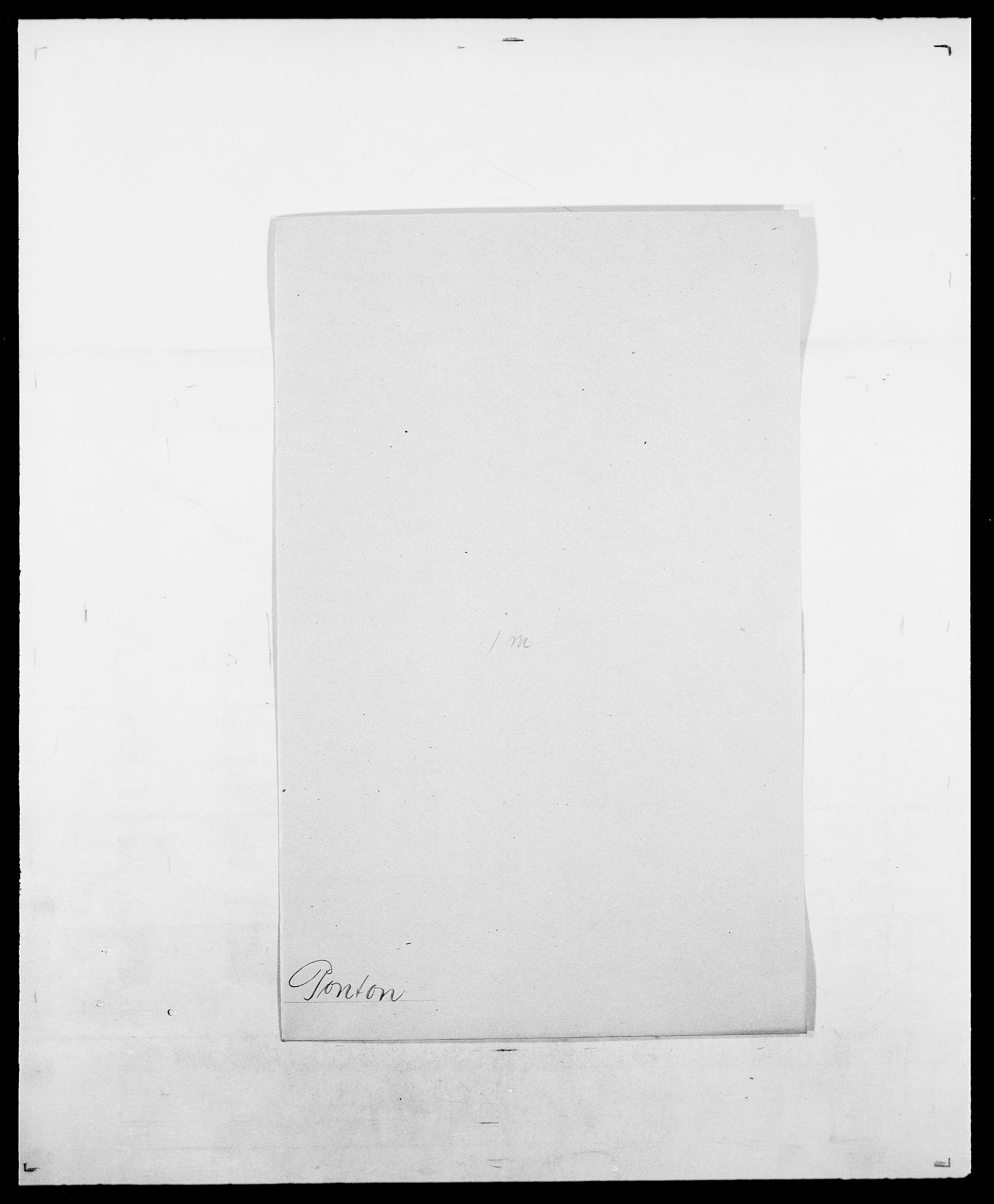 SAO, Delgobe, Charles Antoine - samling, D/Da/L0031: de Place - Raaum, s. 206