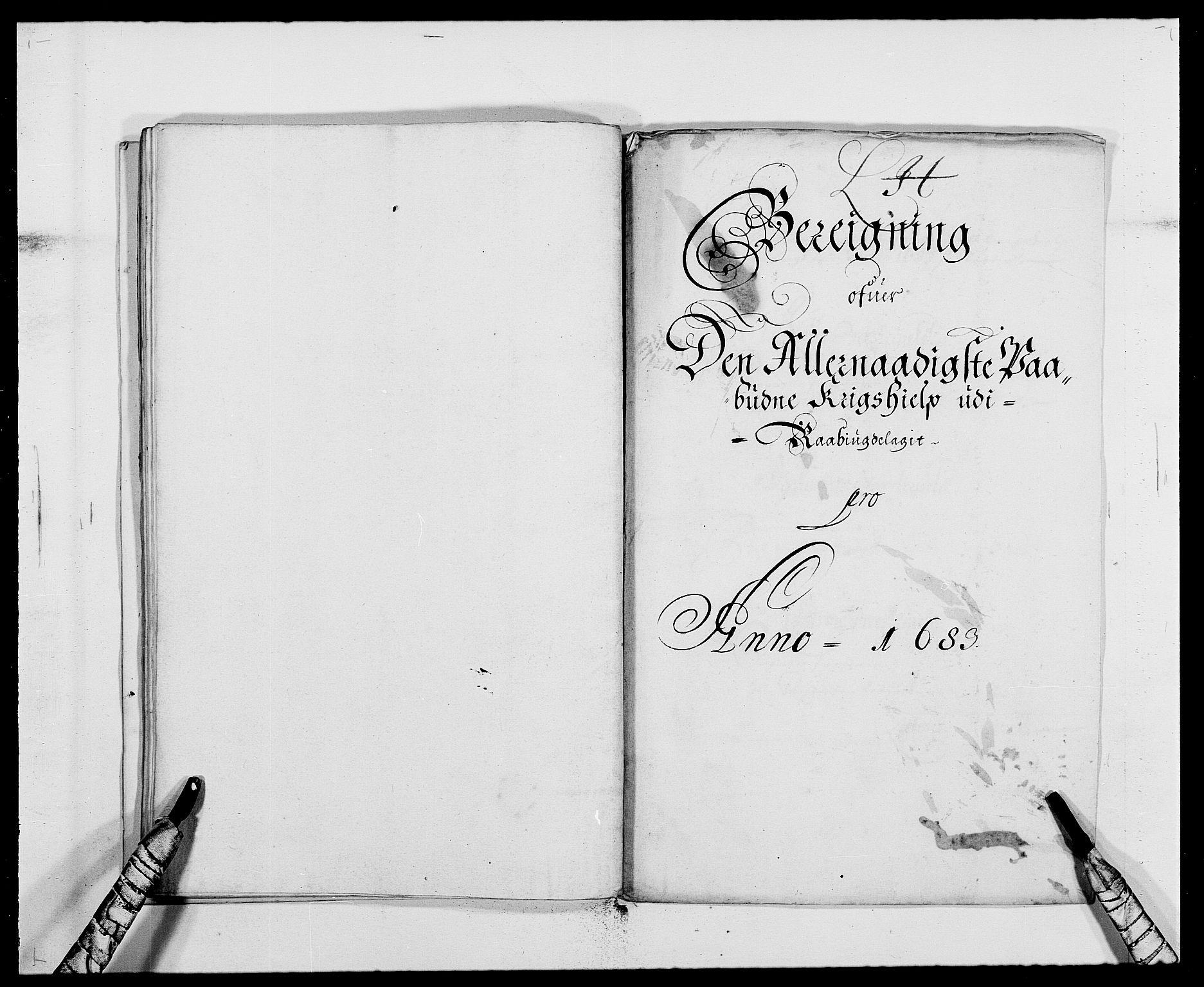 RA, Rentekammeret inntil 1814, Reviderte regnskaper, Fogderegnskap, R40/L2438: Fogderegnskap Råbyggelag, 1682-1683, s. 371