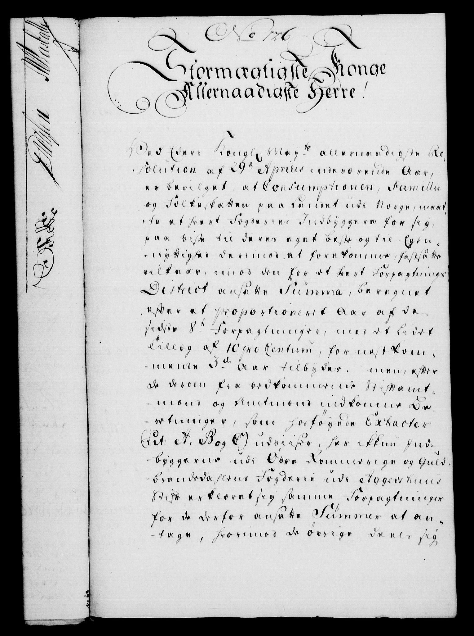 RA, Rentekammeret, Kammerkanselliet, G/Gf/Gfa/L0031: Norsk relasjons- og resolusjonsprotokoll (merket RK 52.31), 1749, s. 627