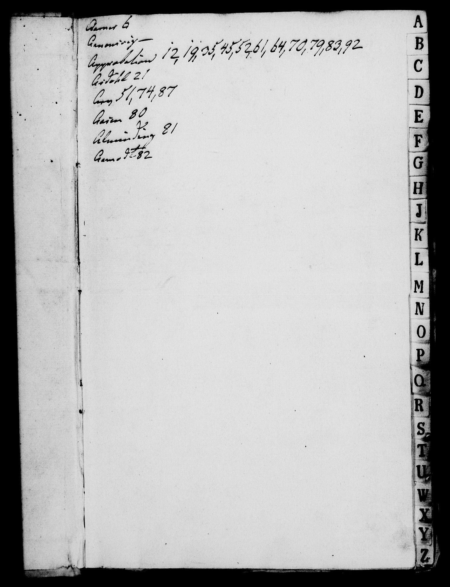 RA, Rentekammeret, Kammerkanselliet, G/Gf/Gfa/L0077: Norsk relasjons- og resolusjonsprotokoll (merket RK 52.77), 1795, s. 3