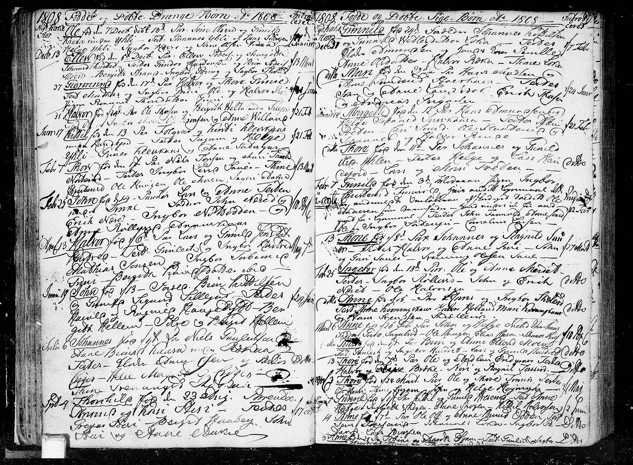 SAKO, Heddal kirkebøker, F/Fa/L0004: Ministerialbok nr. I 4, 1784-1814, s. 64