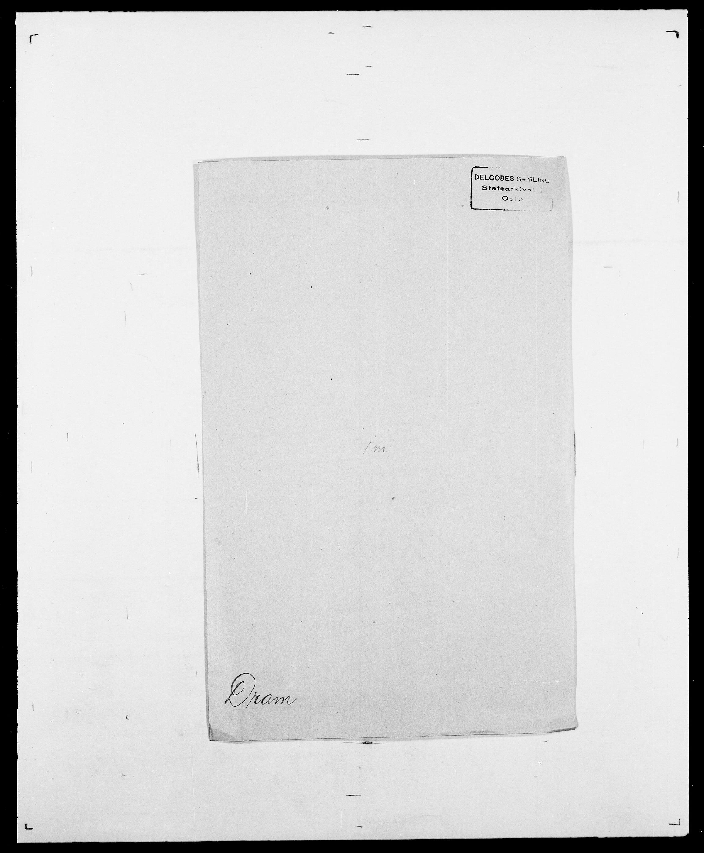 SAO, Delgobe, Charles Antoine - samling, D/Da/L0009: Dahl - v. Düren, s. 733