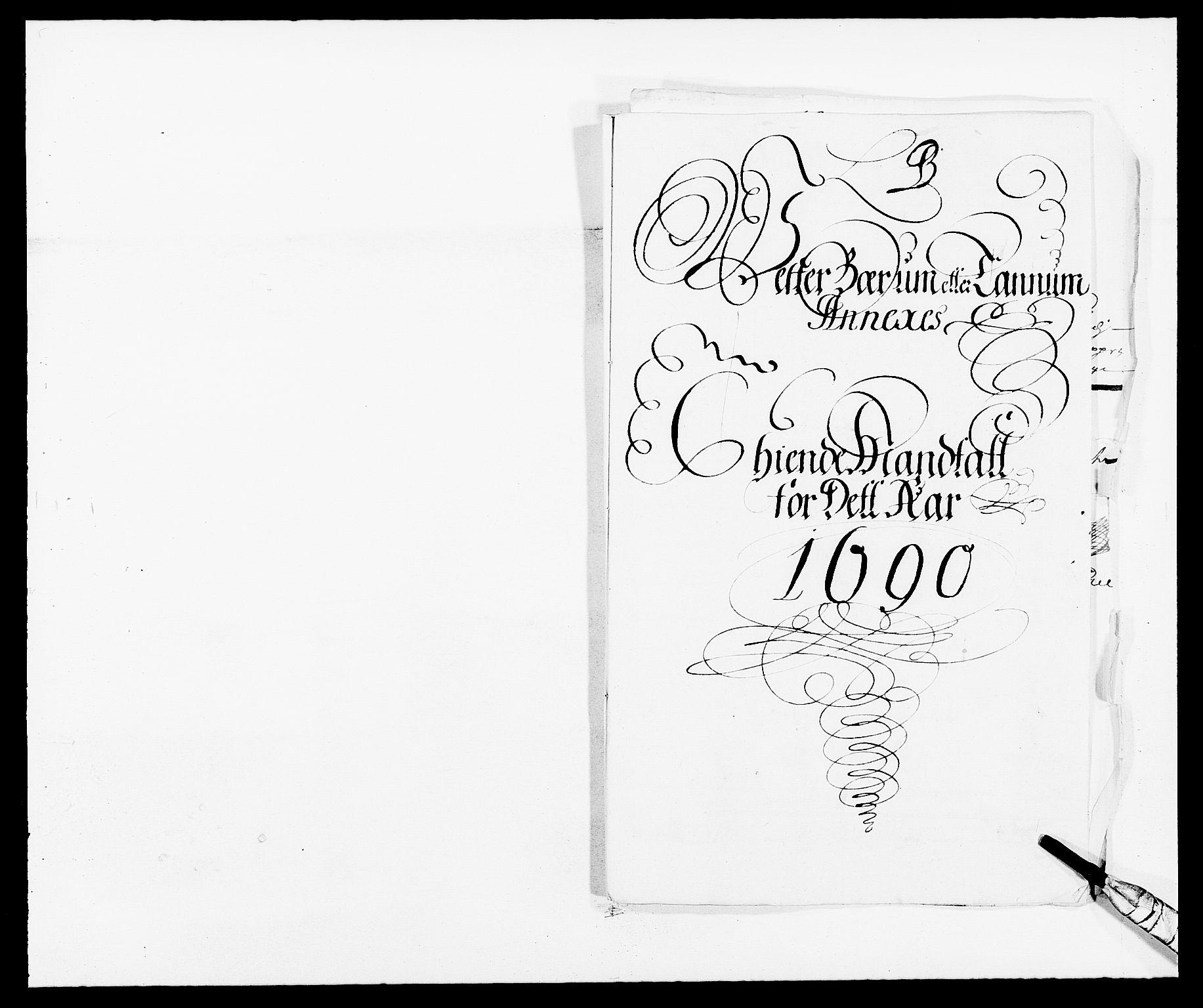 RA, Rentekammeret inntil 1814, Reviderte regnskaper, Fogderegnskap, R08/L0423: Fogderegnskap Aker, 1687-1689, s. 185