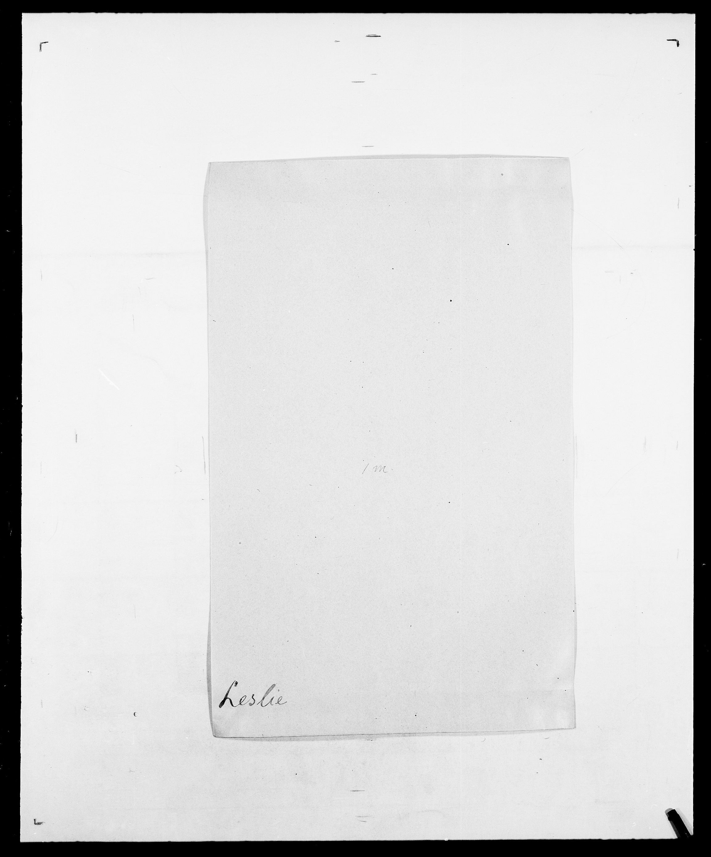 SAO, Delgobe, Charles Antoine - samling, D/Da/L0023: Lau - Lirvyn, s. 253