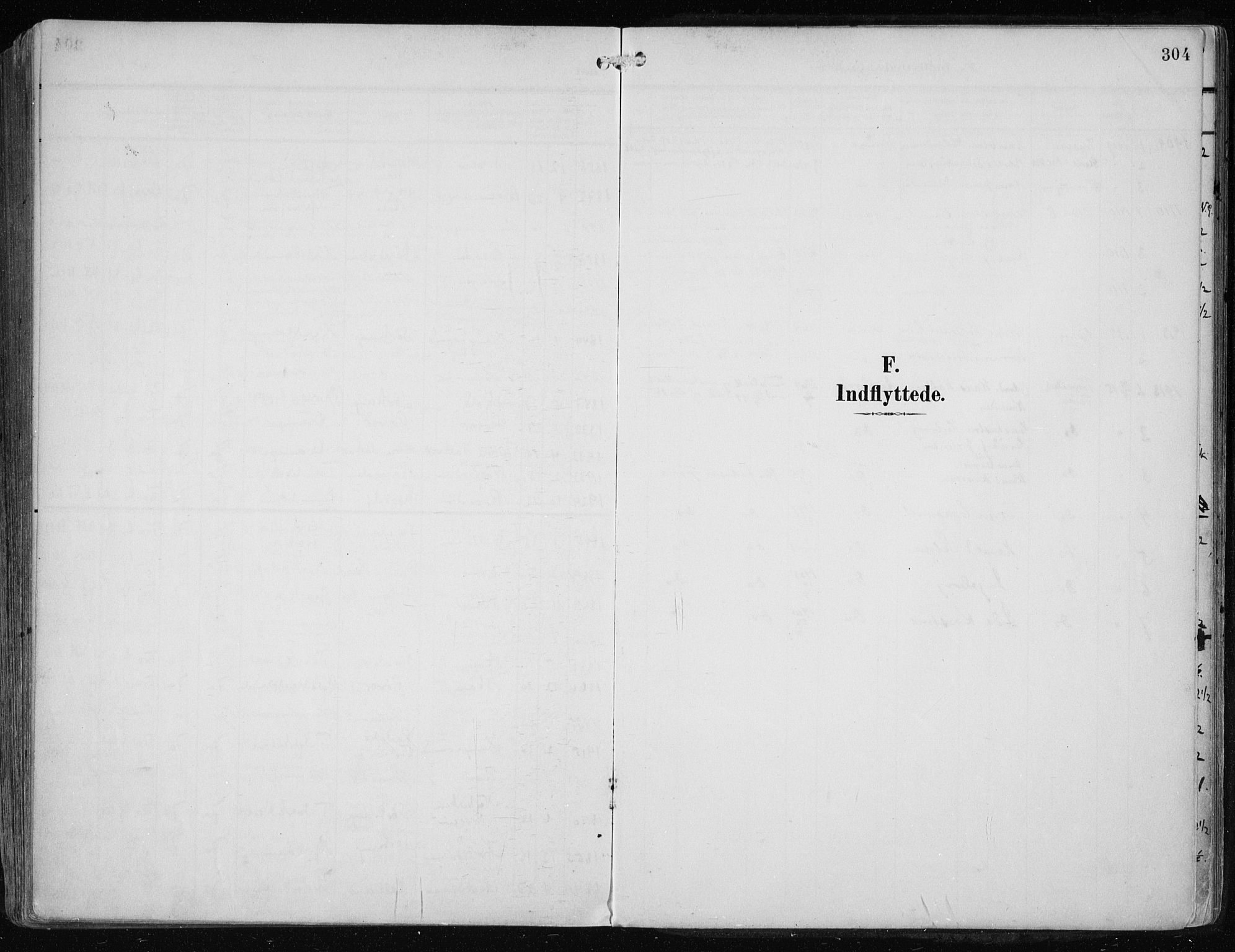 SAST, Haugesund sokneprestkontor, H/Ha/Haa/L0010: Ministerialbok nr. A 10, 1909-1935, s. 304