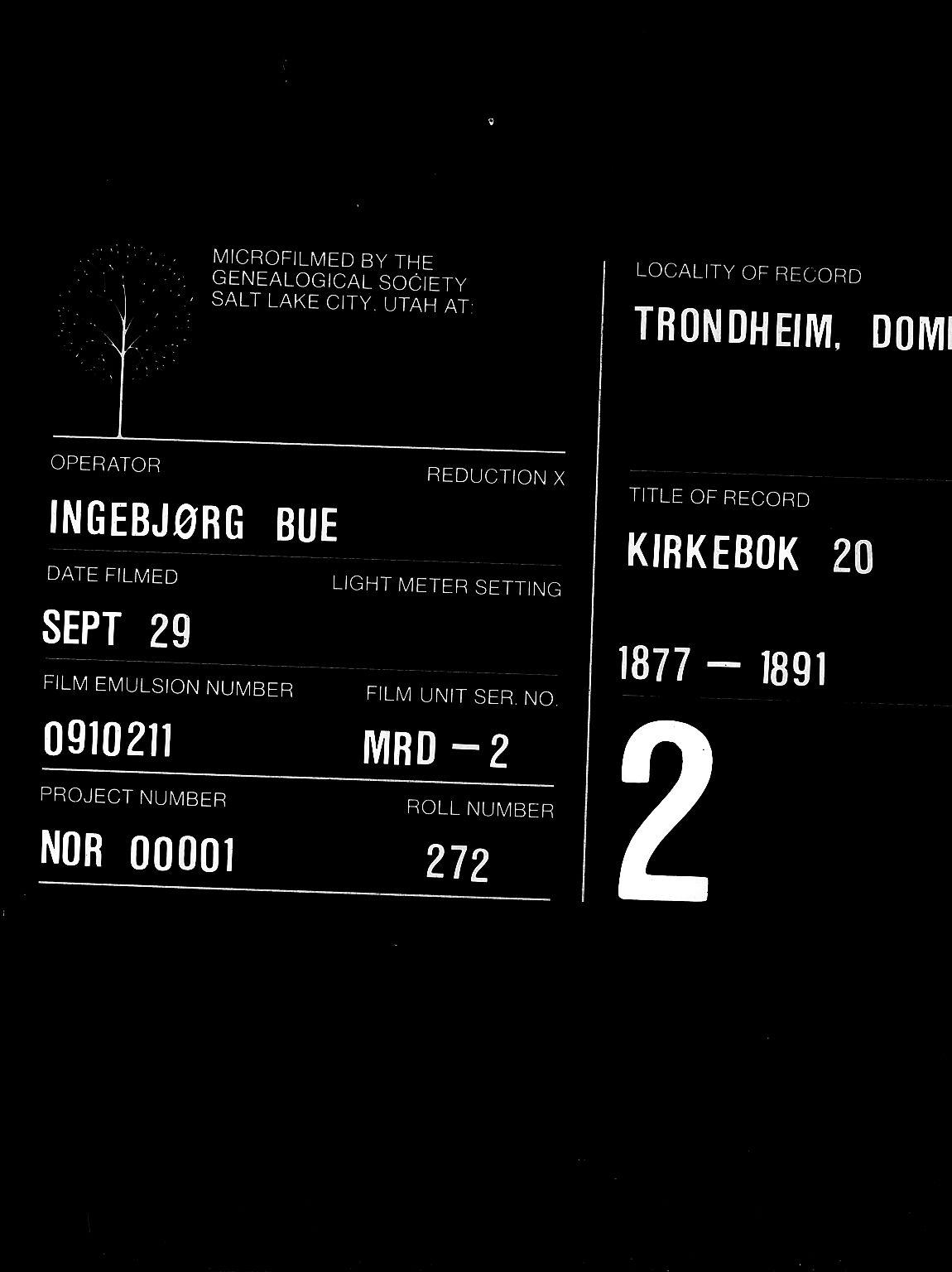 SAT, Ministerialprotokoller, klokkerbøker og fødselsregistre - Sør-Trøndelag, 601/L0058: Ministerialbok nr. 601A26, 1877-1891