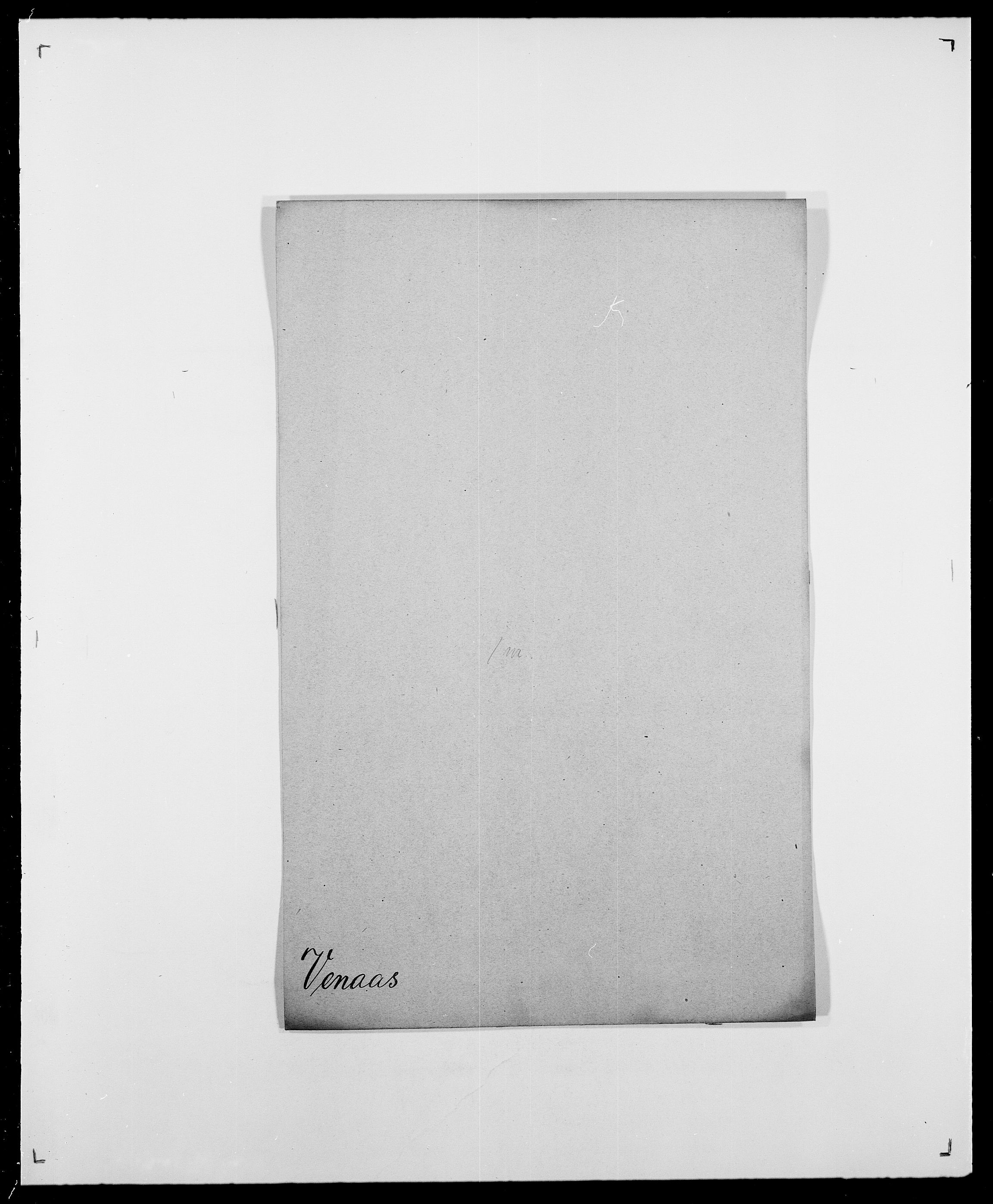 SAO, Delgobe, Charles Antoine - samling, D/Da/L0041: Vemmestad - Viker, s. 3