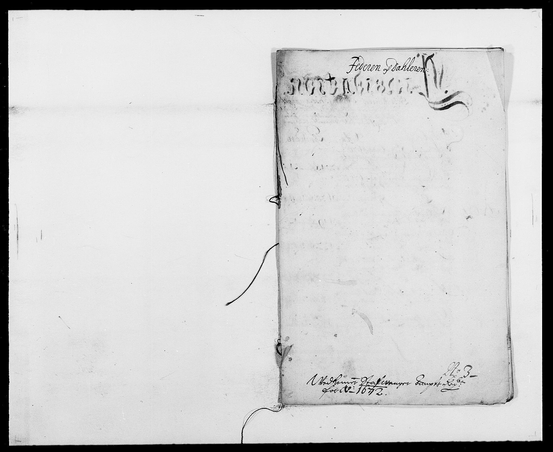 RA, Rentekammeret inntil 1814, Reviderte regnskaper, Fogderegnskap, R46/L2713: Fogderegnskap Jæren og Dalane, 1671-1672, s. 275