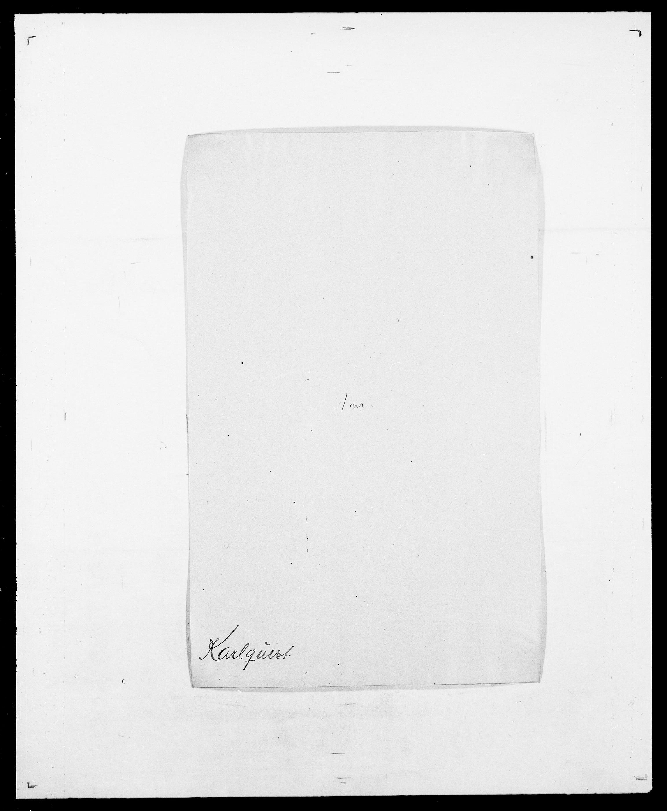 SAO, Delgobe, Charles Antoine - samling, D/Da/L0020: Irgens - Kjøsterud, s. 474