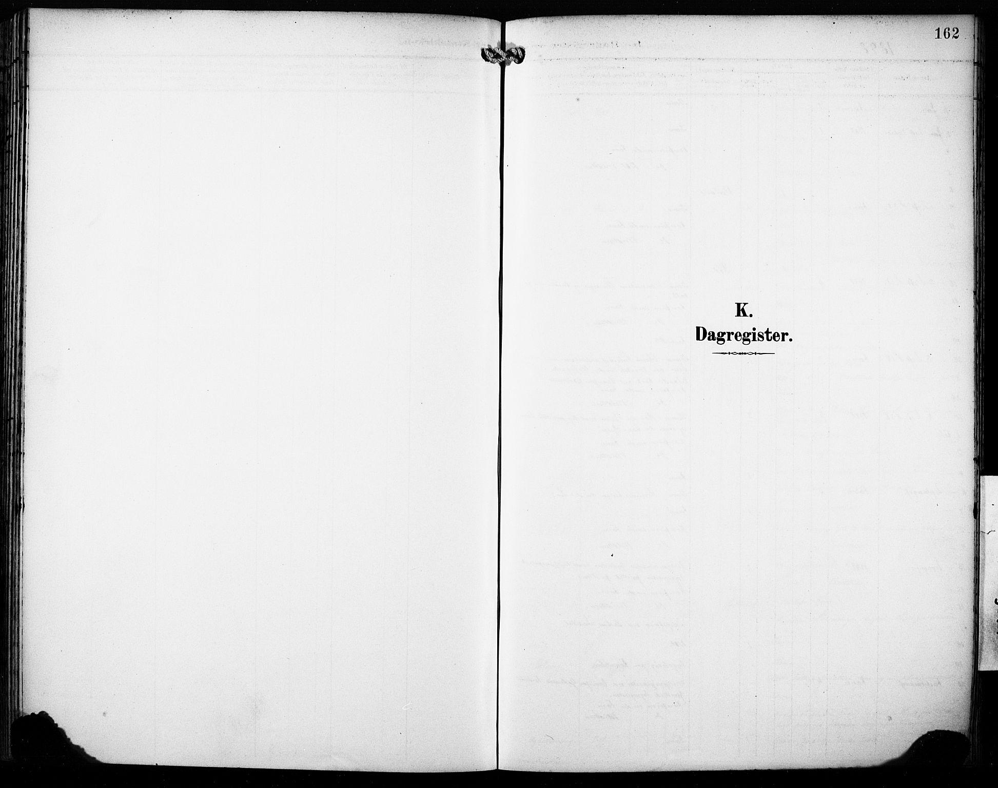 SAB, Fana Sokneprestembete, H/Haa/Haab/L0003: Ministerialbok nr. B 3, 1898-1907, s. 162