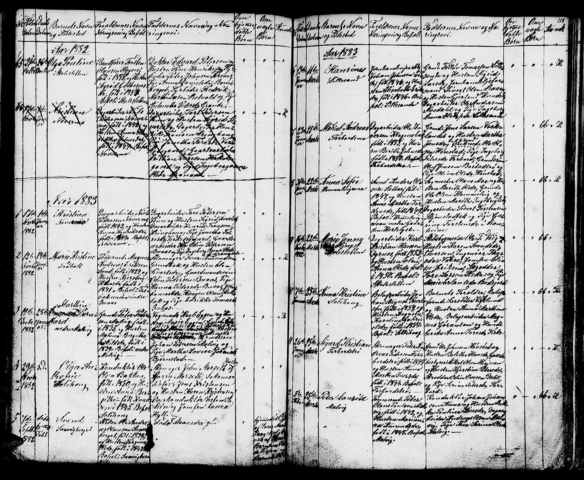 SAT, Ministerialprotokoller, klokkerbøker og fødselsregistre - Sør-Trøndelag, 616/L0422: Klokkerbok nr. 616C05, 1850-1888, s. 118