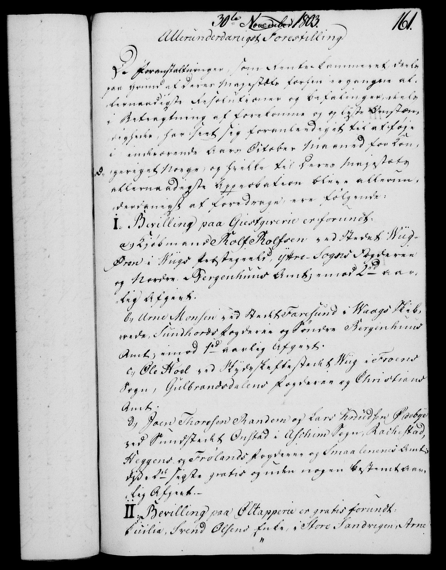 RA, Rentekammeret, Kammerkanselliet, G/Gf/Gfa/L0085: Norsk relasjons- og resolusjonsprotokoll (merket RK 52.85), 1803, s. 908