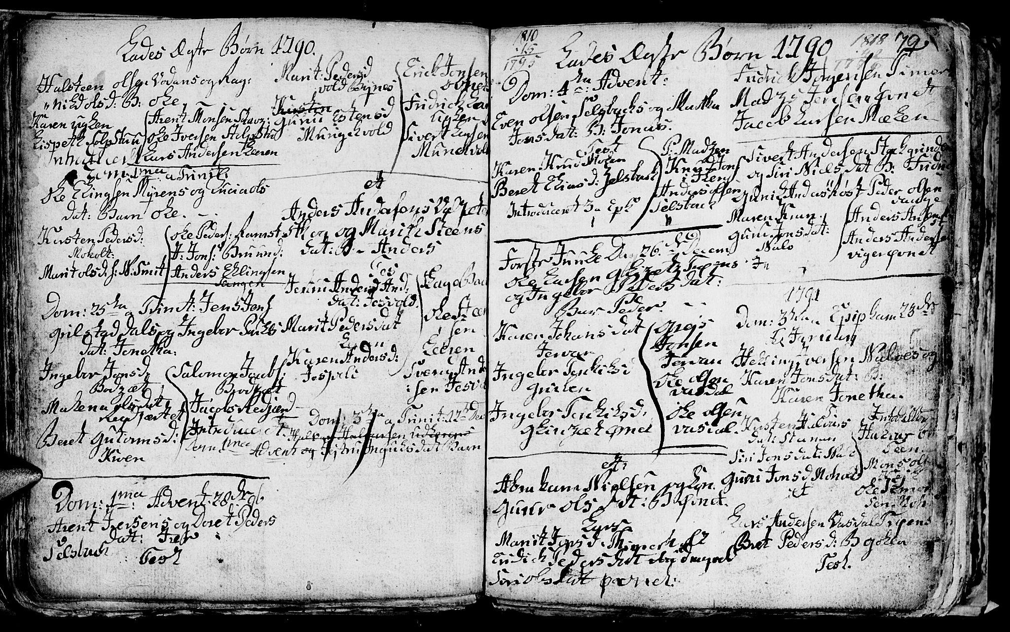 SAT, Ministerialprotokoller, klokkerbøker og fødselsregistre - Sør-Trøndelag, 606/L0305: Klokkerbok nr. 606C01, 1757-1819, s. 79