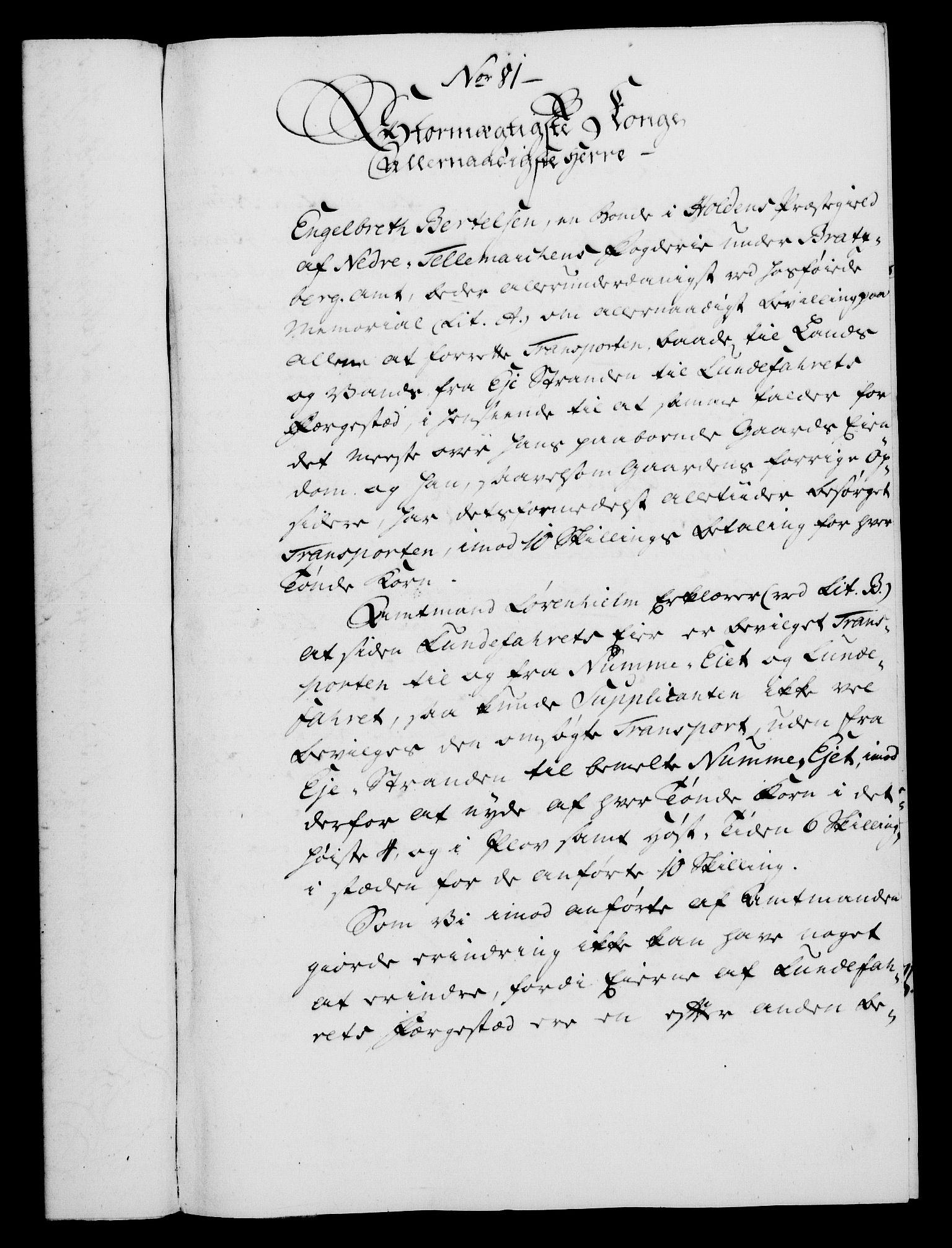 RA, Rentekammeret, Kammerkanselliet, G/Gf/Gfa/L0044: Norsk relasjons- og resolusjonsprotokoll (merket RK 52.44), 1762, s. 316