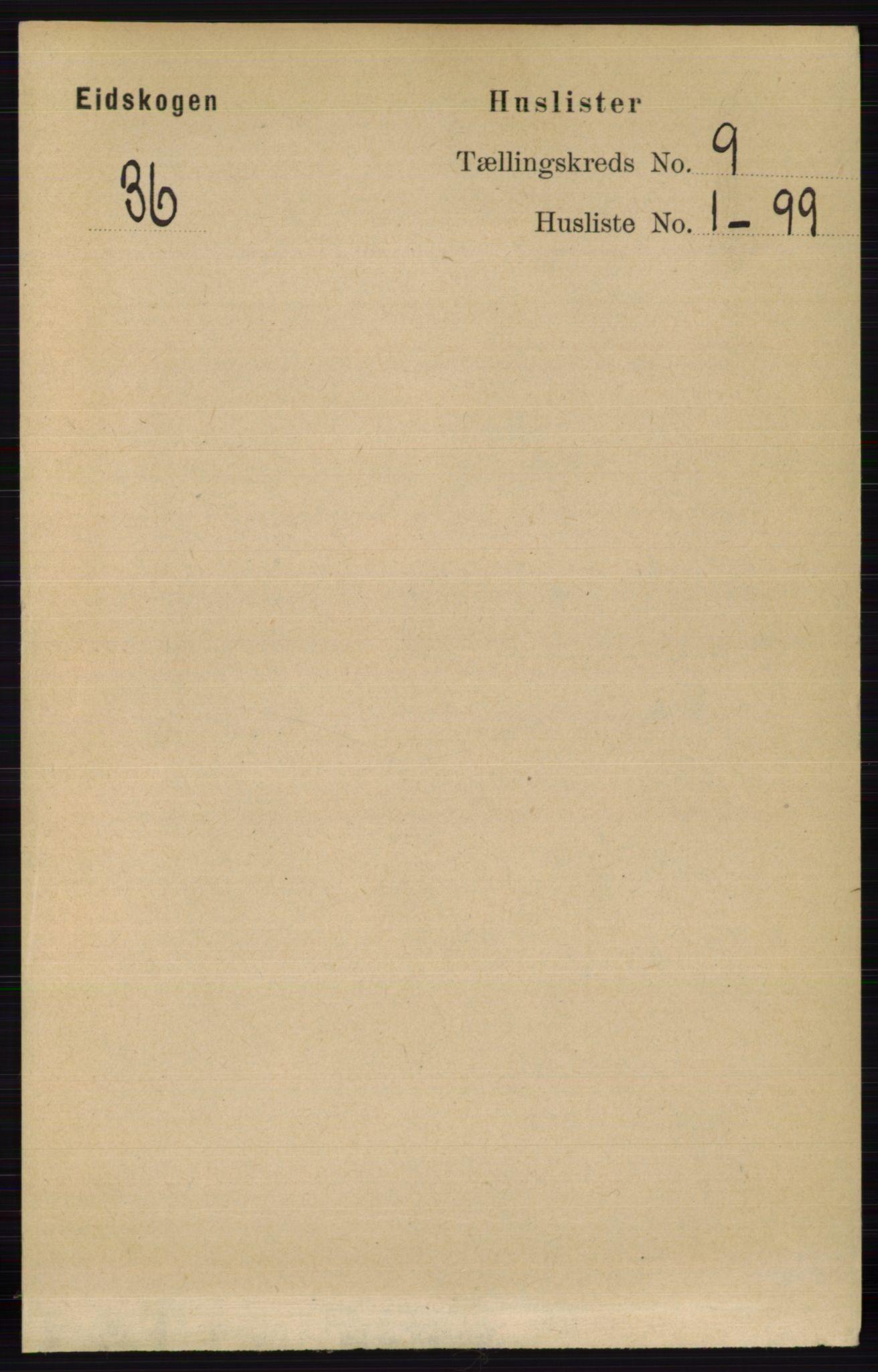 RA, Folketelling 1891 for 0420 Eidskog herred, 1891, s. 5276