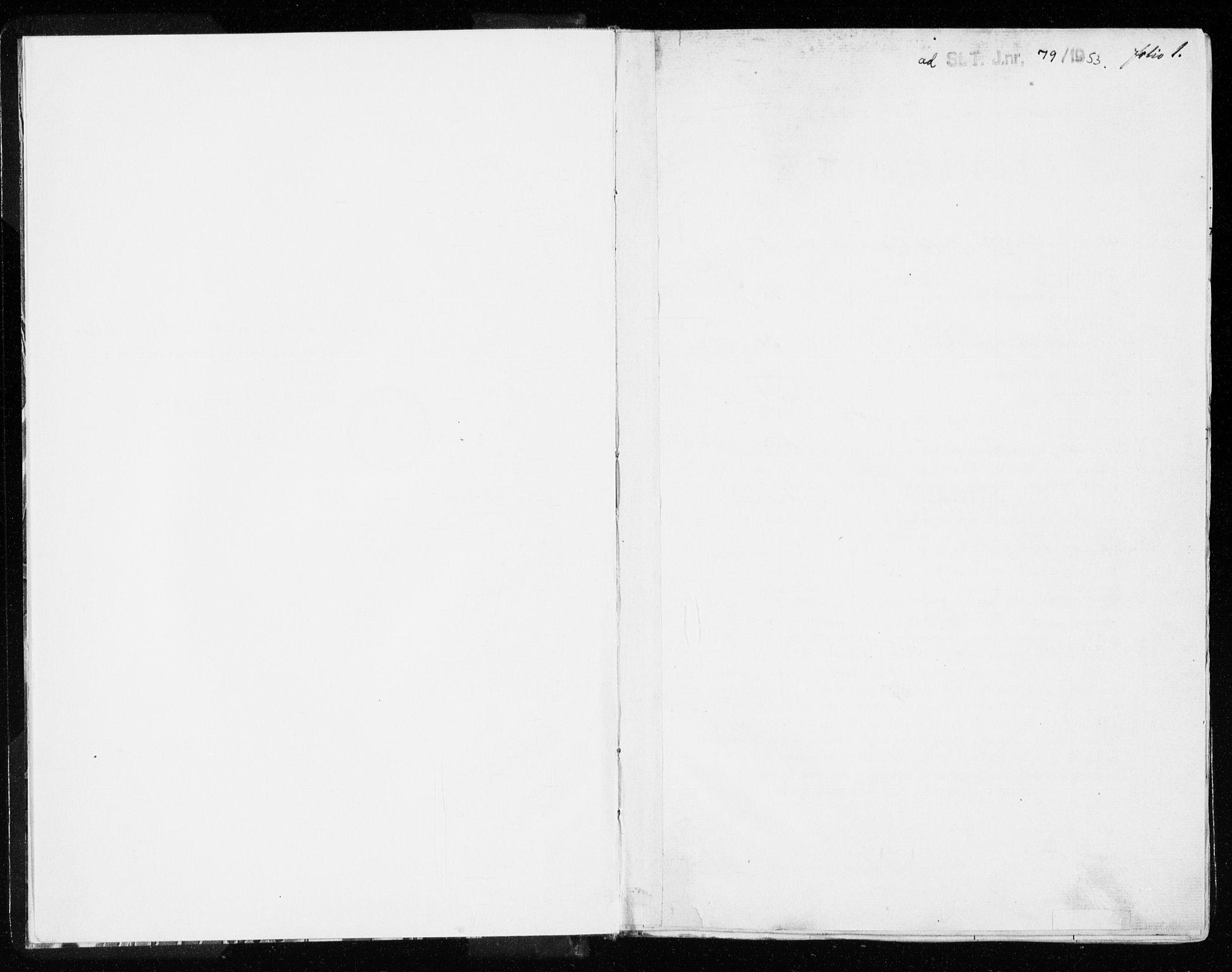 SAT, Ministerialprotokoller, klokkerbøker og fødselsregistre - Sør-Trøndelag, 655/L0677: Ministerialbok nr. 655A06, 1847-1860, s. 1