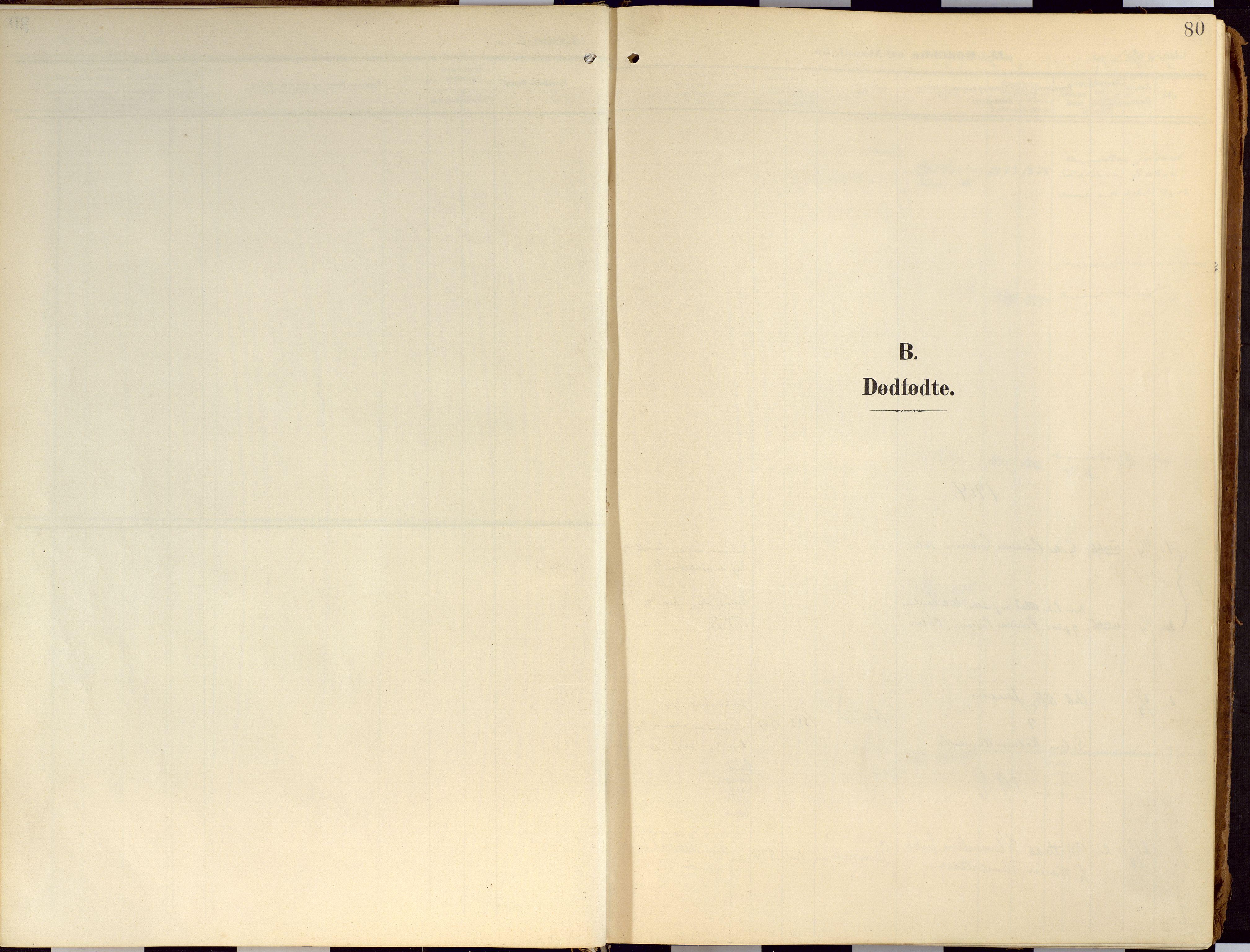 SATØ, Loppa sokneprestkontor, H/Ha/L0010kirke: Ministerialbok nr. 10, 1907-1922, s. 80