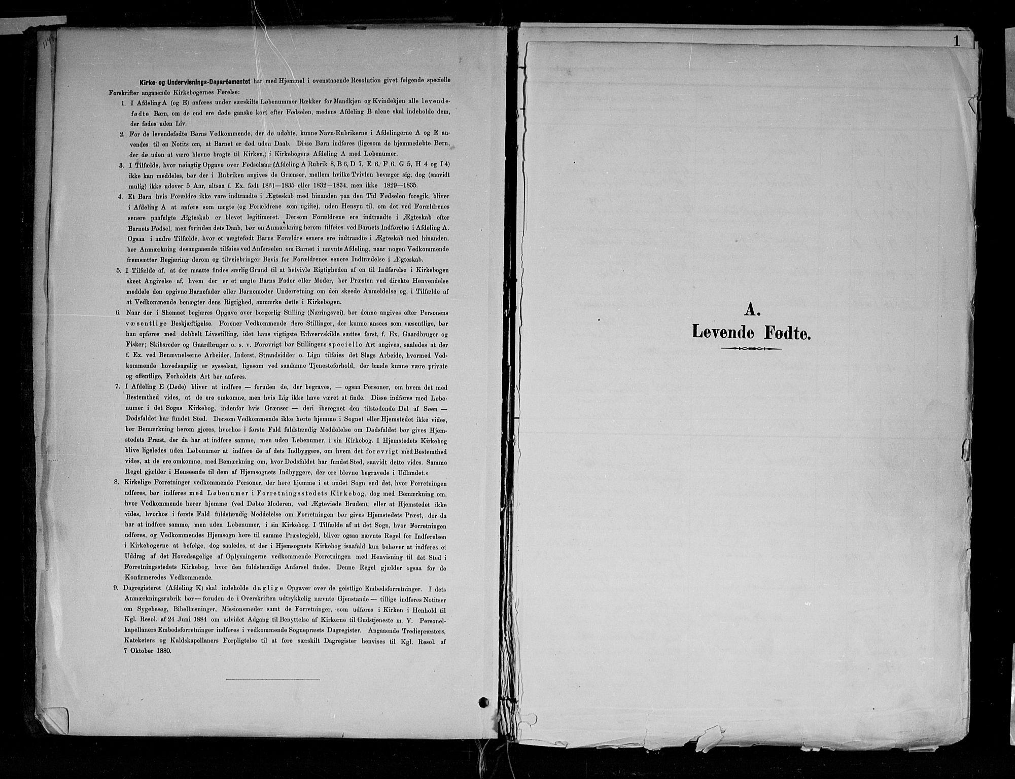 SAH, Jevnaker prestekontor, Ministerialbok nr. 10, 1891-1906