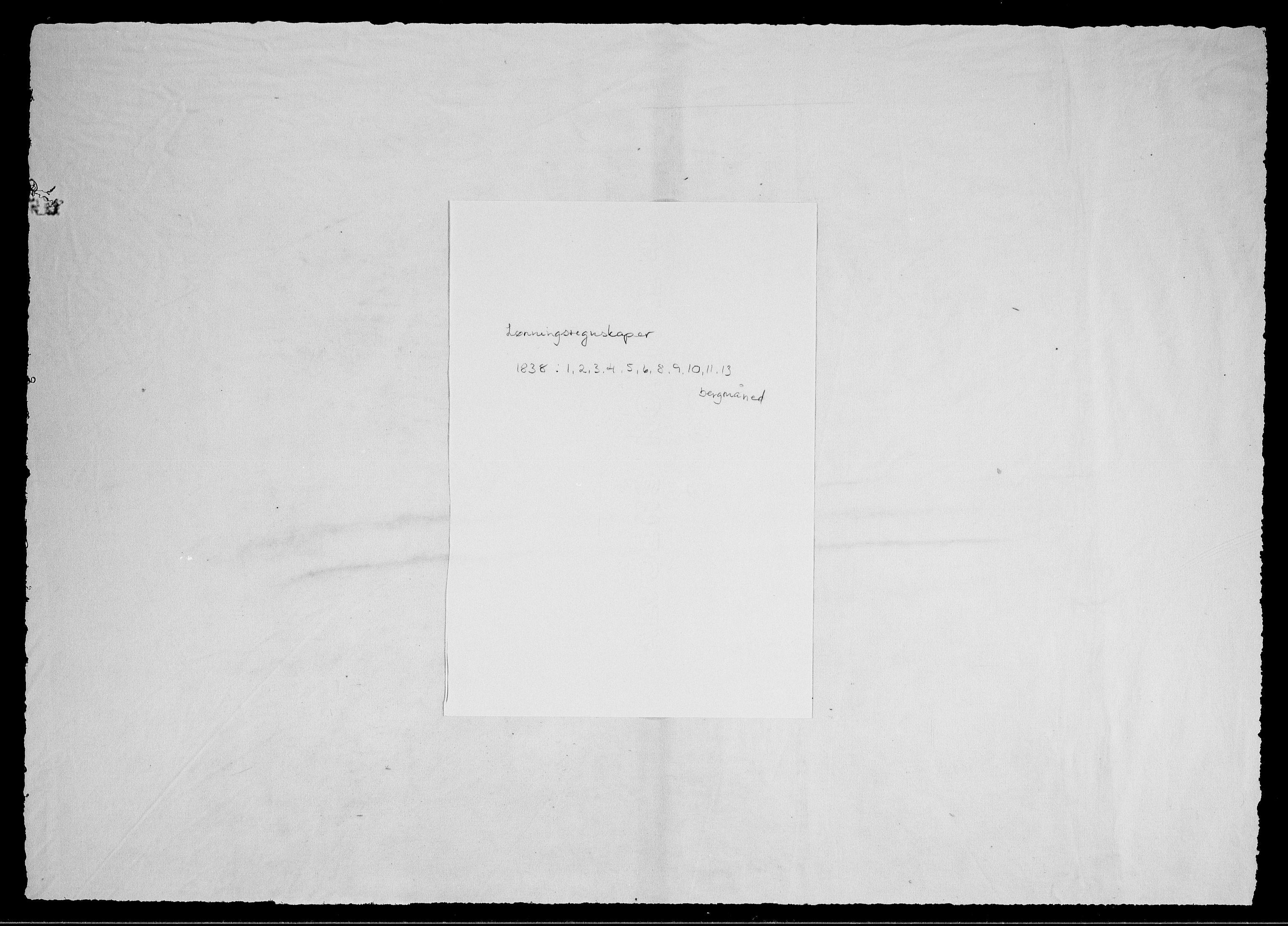 RA, Modums Blaafarveværk, G/Gd/Gdd/L0277, 1838, s. 2