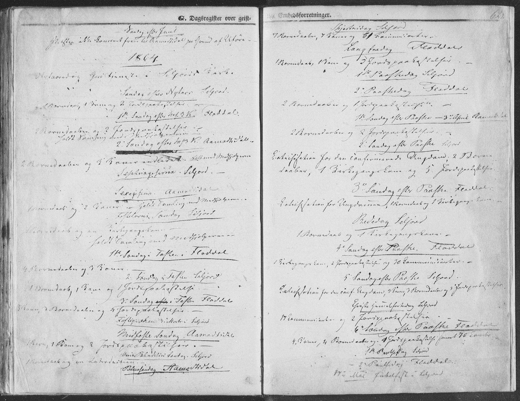 SAKO, Seljord kirkebøker, F/Fa/L012b: Ministerialbok nr. I 12B, 1850-1865, s. 621