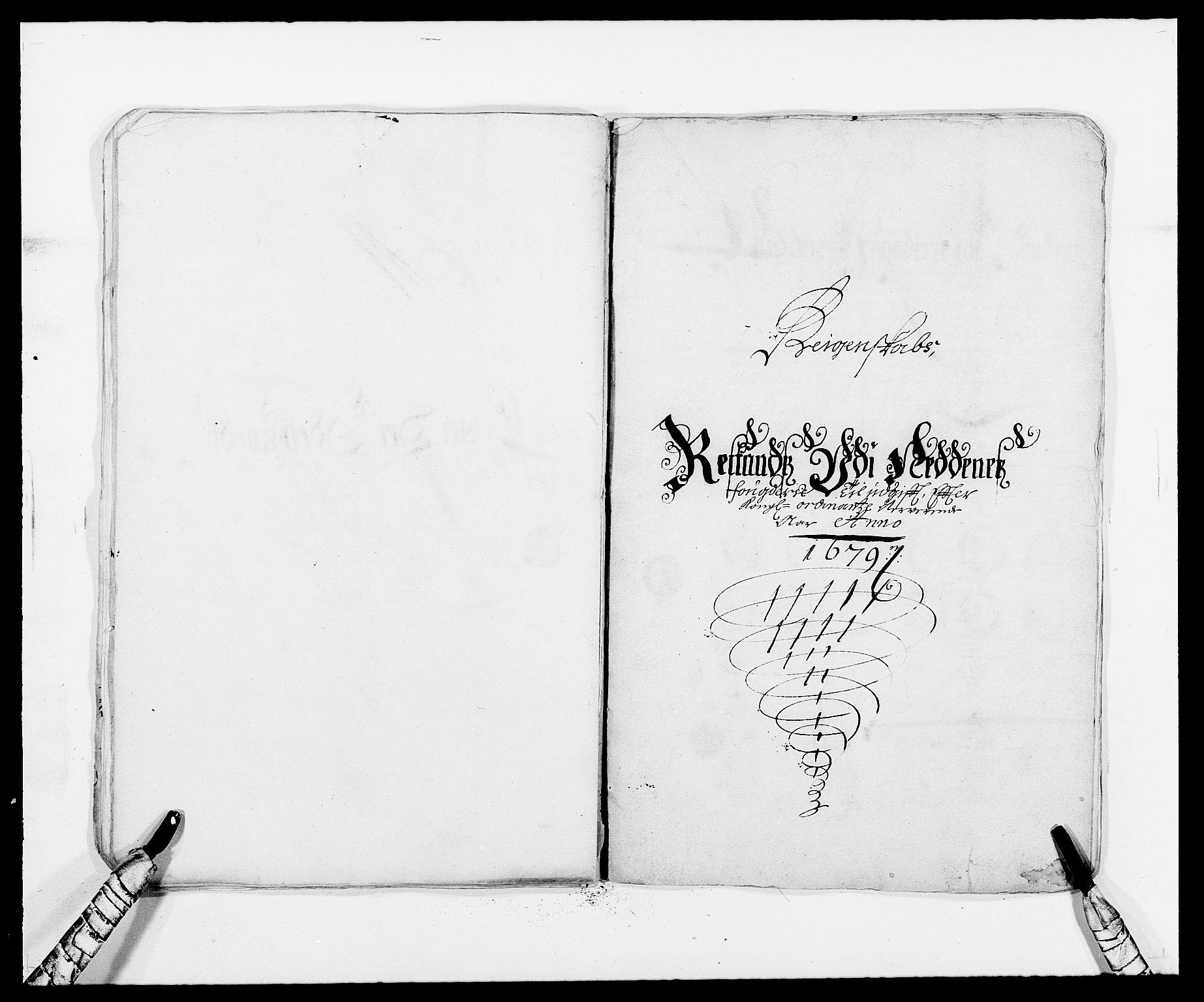 RA, Rentekammeret inntil 1814, Reviderte regnskaper, Fogderegnskap, R39/L2303: Fogderegnskap Nedenes, 1679, s. 137