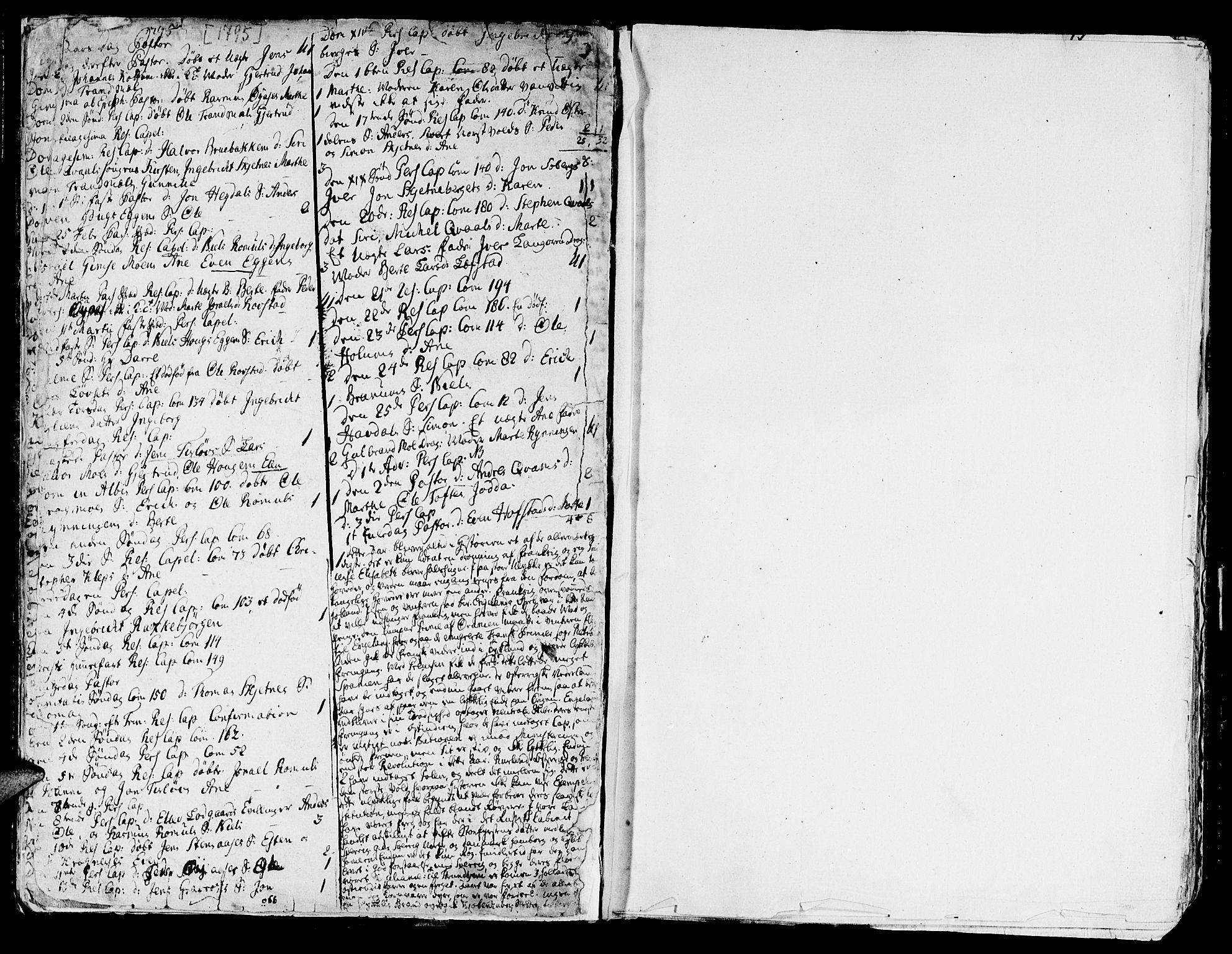 SAT, Ministerialprotokoller, klokkerbøker og fødselsregistre - Sør-Trøndelag, 691/L1061: Ministerialbok nr. 691A02 /1, 1768-1815, s. 16