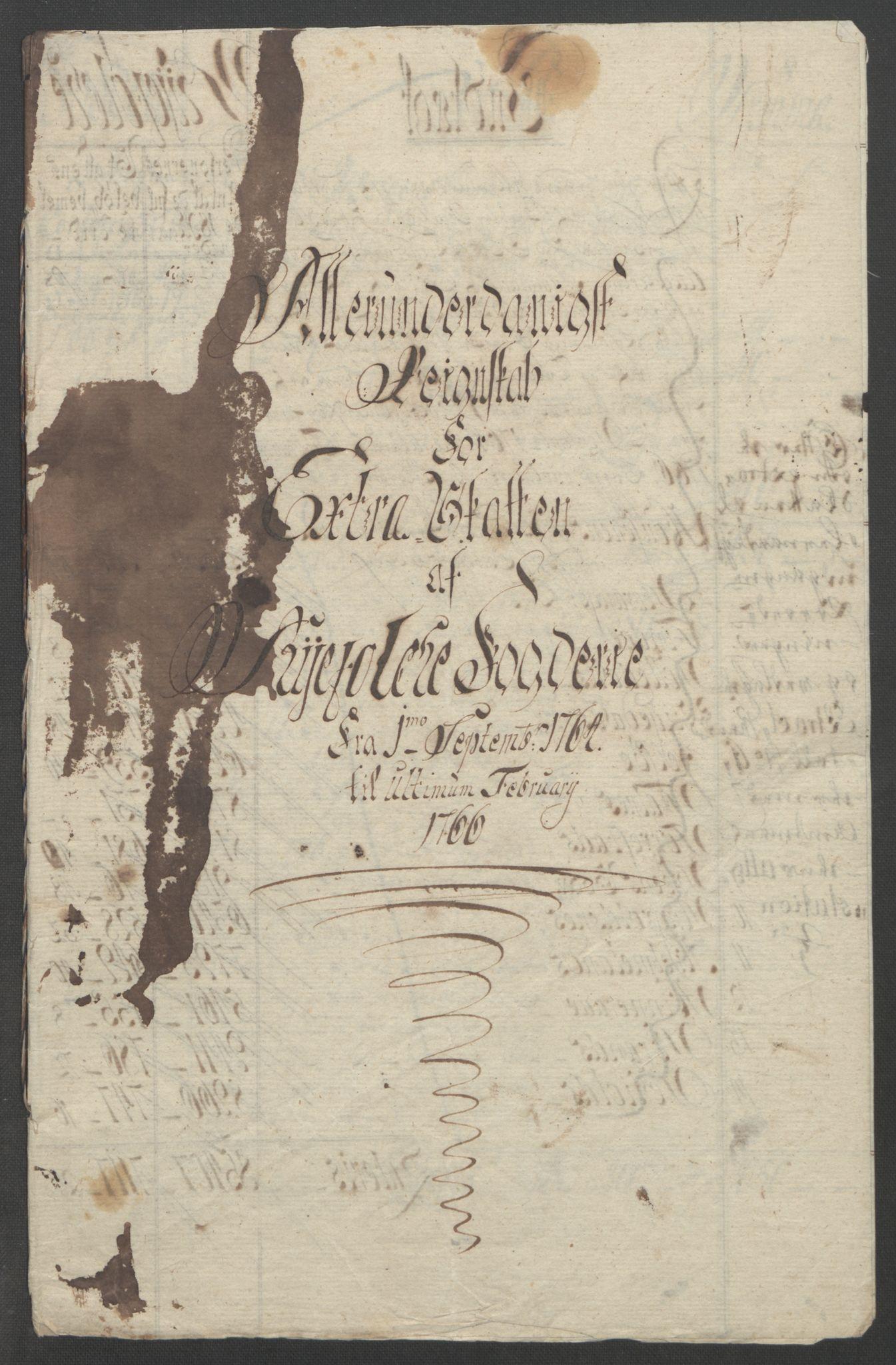 RA, Rentekammeret inntil 1814, Reviderte regnskaper, Fogderegnskap, R47/L2972: Ekstraskatten Ryfylke, 1762-1780, s. 52