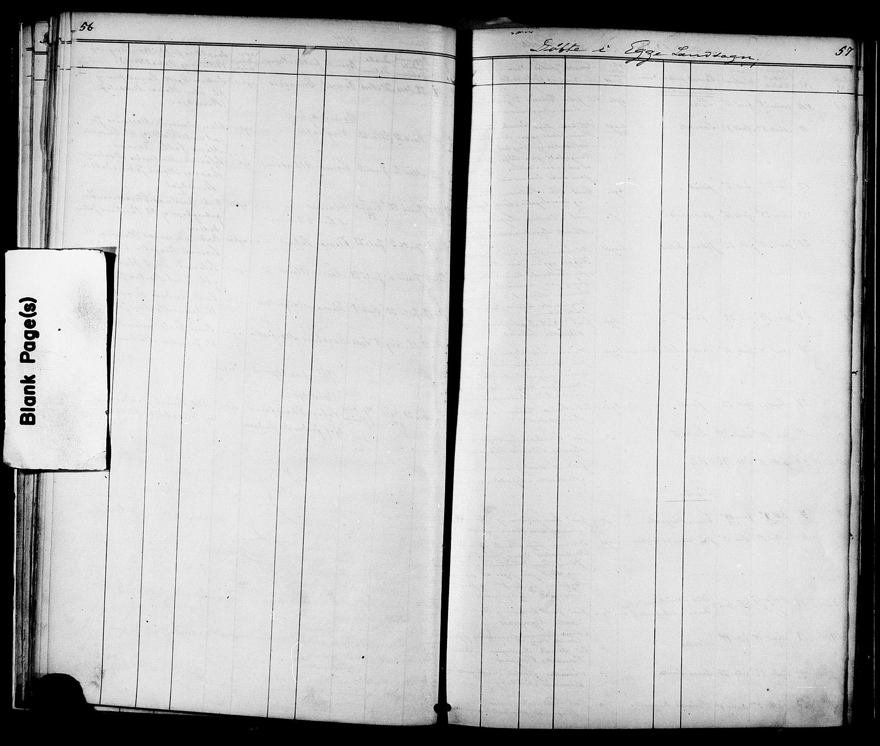 SAT, Ministerialprotokoller, klokkerbøker og fødselsregistre - Nord-Trøndelag, 739/L0367: Ministerialbok nr. 739A01 /3, 1838-1868, s. 56-57