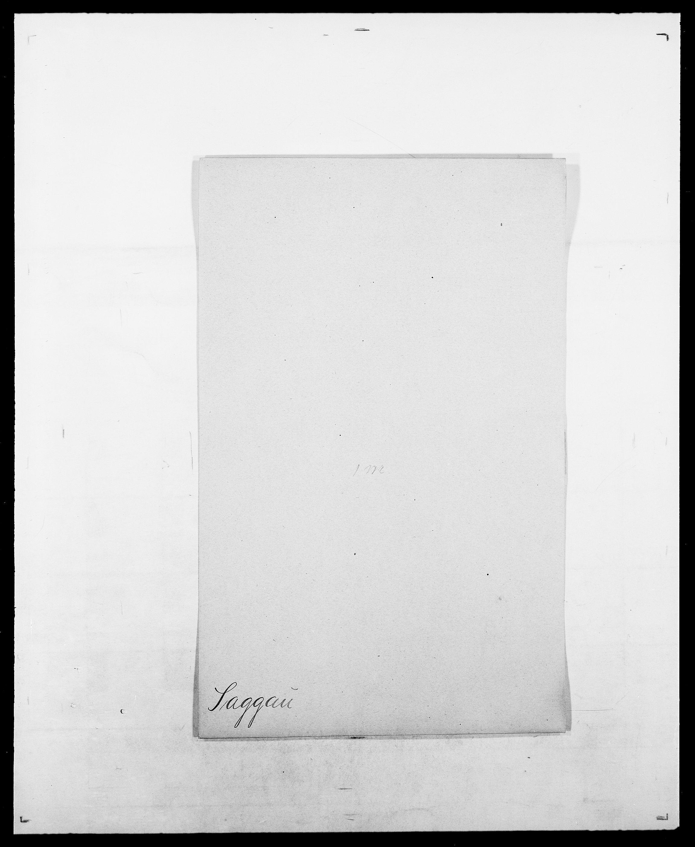 SAO, Delgobe, Charles Antoine - samling, D/Da/L0034: Saabye - Schmincke, s. 37