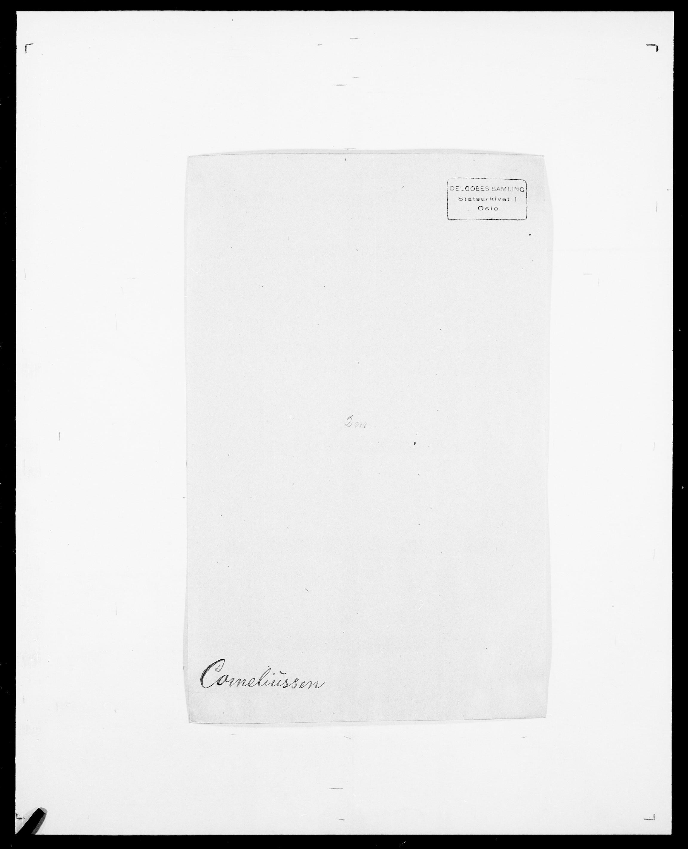 SAO, Delgobe, Charles Antoine - samling, D/Da/L0008: Capjon - Dagenbolt, s. 536