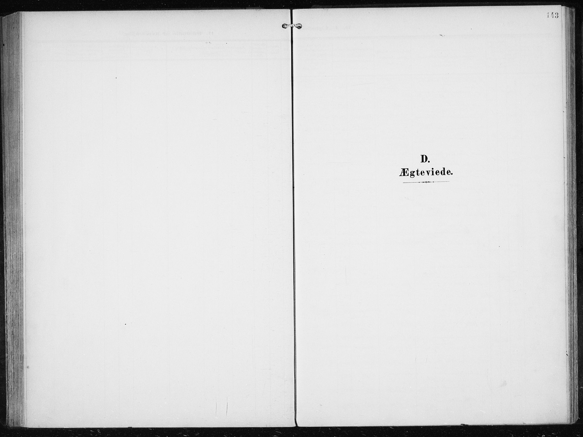 SAB, Herdla Sokneprestembete, H/Haa: Ministerialbok nr. A 5, 1905-1918, s. 143