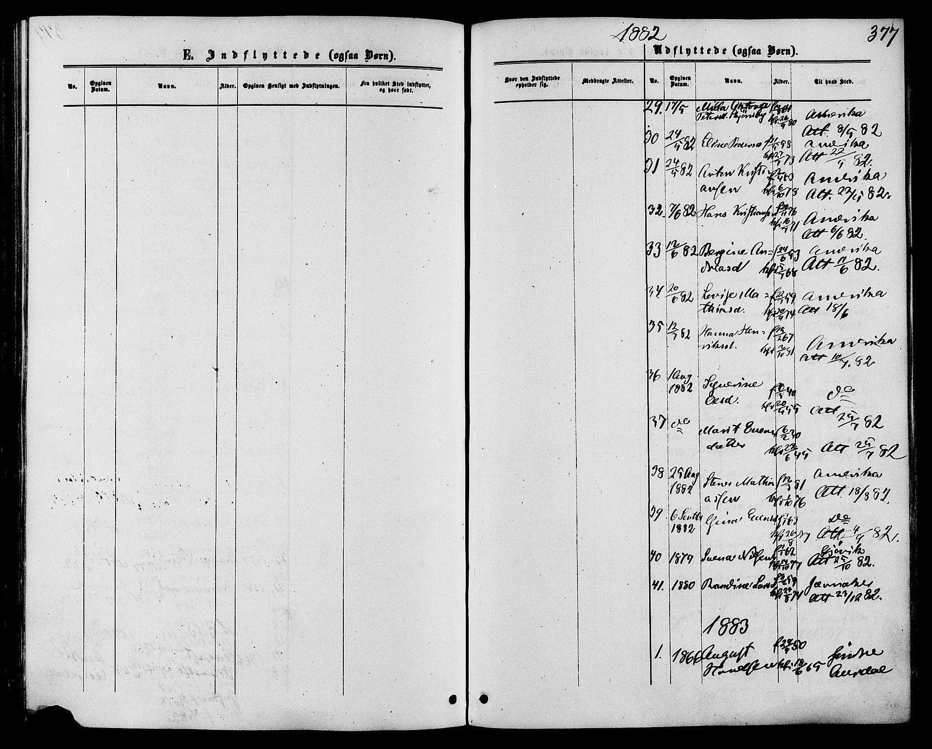 SAH, Biri prestekontor, Ministerialbok nr. 6, 1877-1886, s. 377