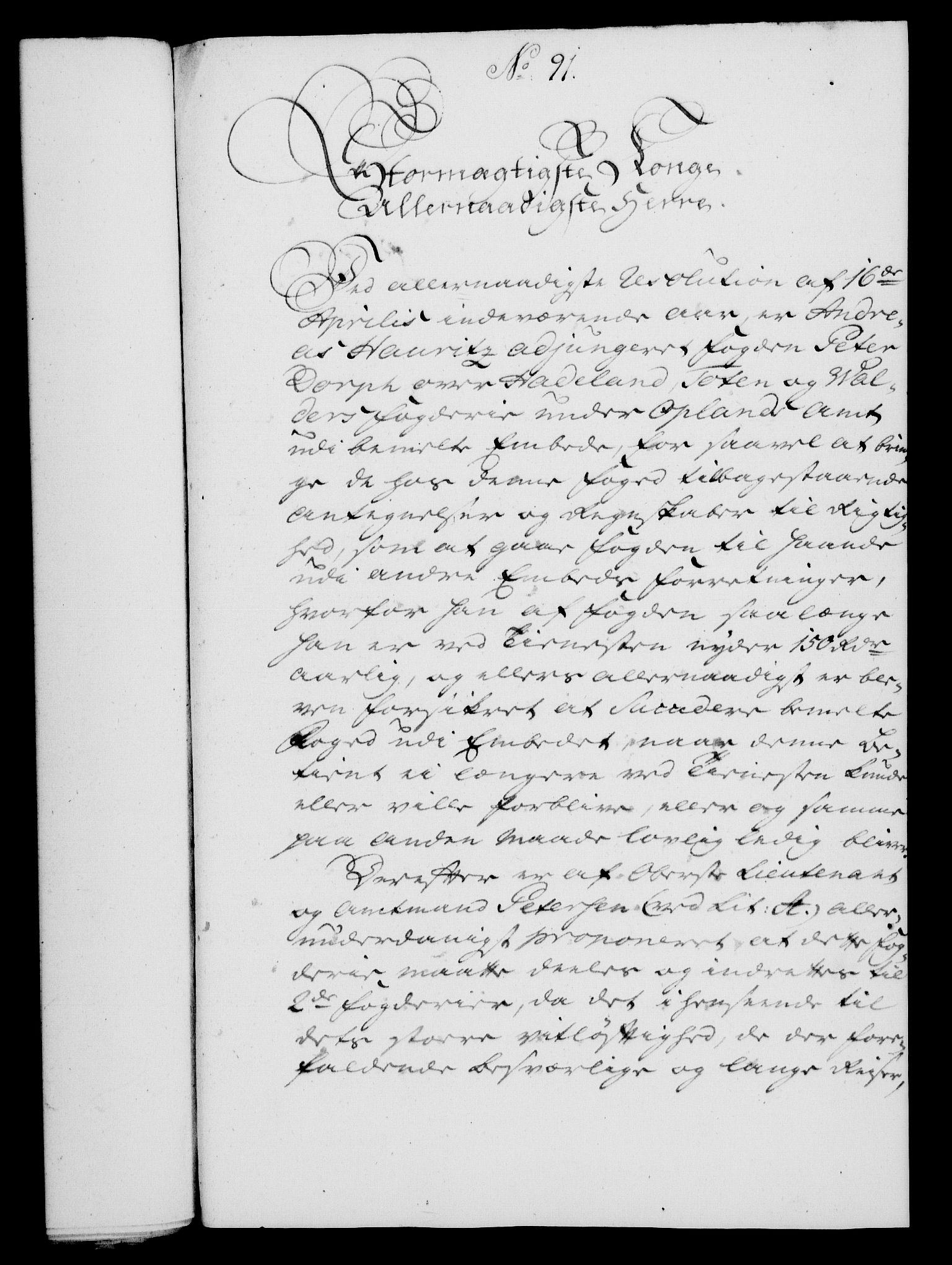 RA, Rentekammeret, Kammerkanselliet, G/Gf/Gfa/L0046: Norsk relasjons- og resolusjonsprotokoll (merket RK 52.46), 1764, s. 371